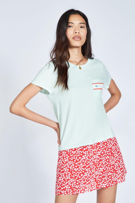 cb2cf547a Jack Wills. Women's Laidlaw Graphic Pocket T-shirt