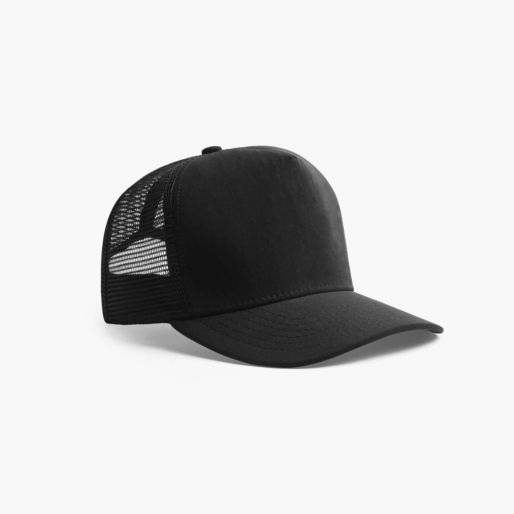 87608df8941 Lyst - James Perse Double Face Nylon Trucker Hat - Online Exclusive ...