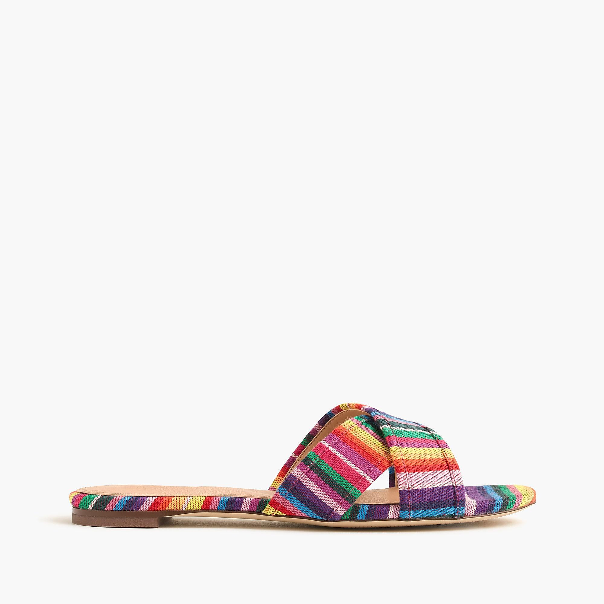 8baa699f181 ... Cora Crisscross Sandals - Lyst. View fullscreen