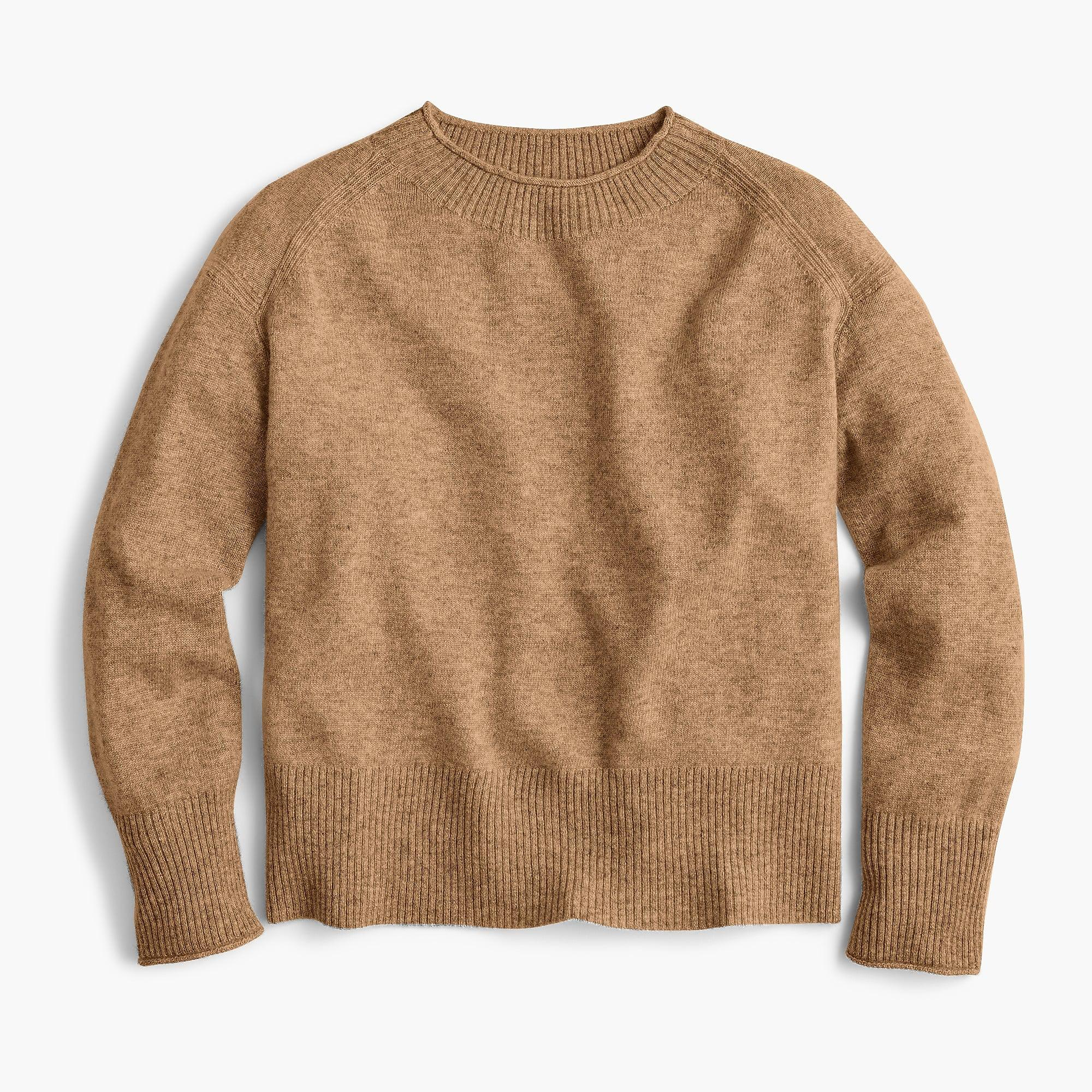 16d3f986f7e81 Lyst - J.Crew Everyday Cashmere Ribbed Neck Sweater for Men