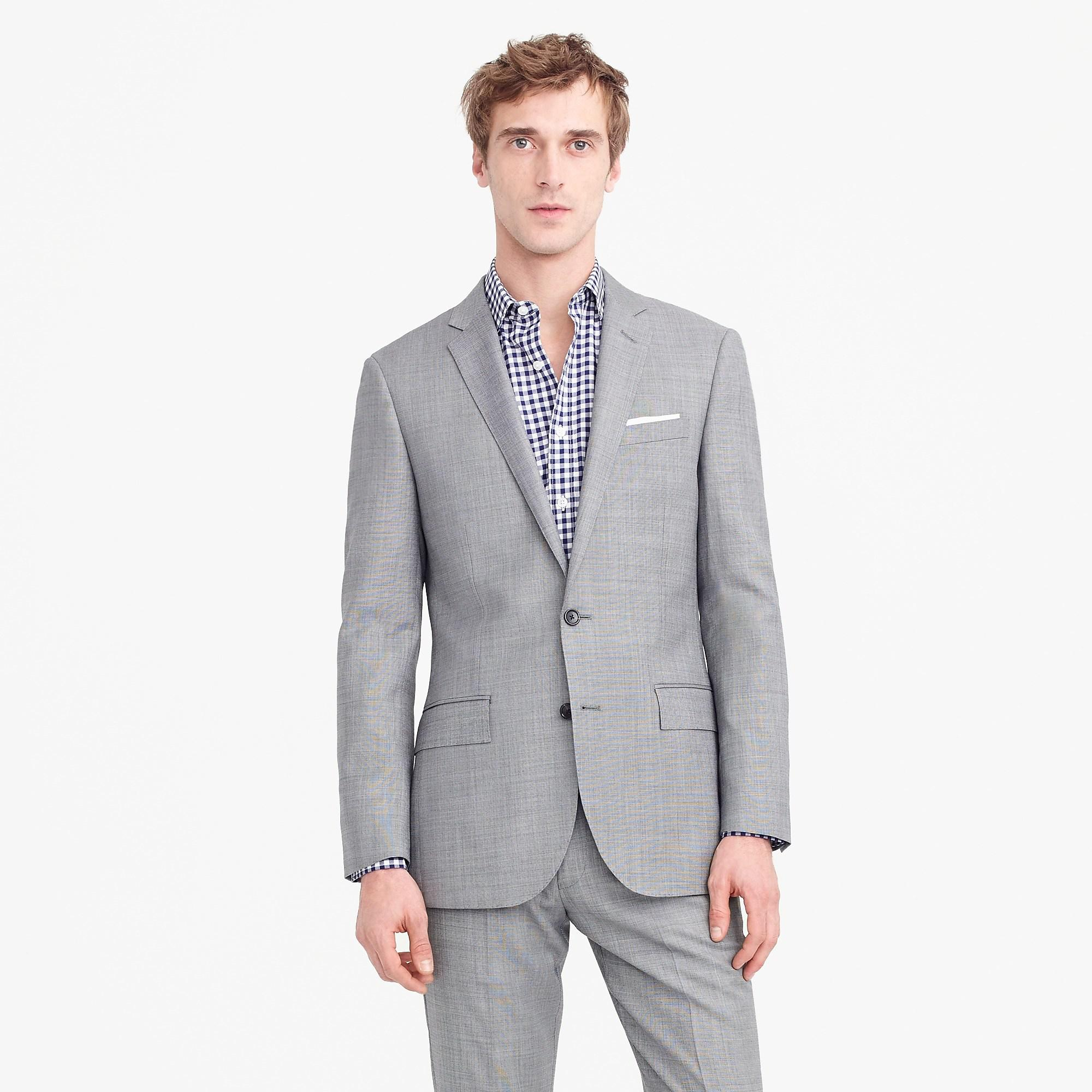18a979115c8c Lyst - J.Crew Ludlow Slim-fit Suit Jacket In Italian Stretch Worsted ...
