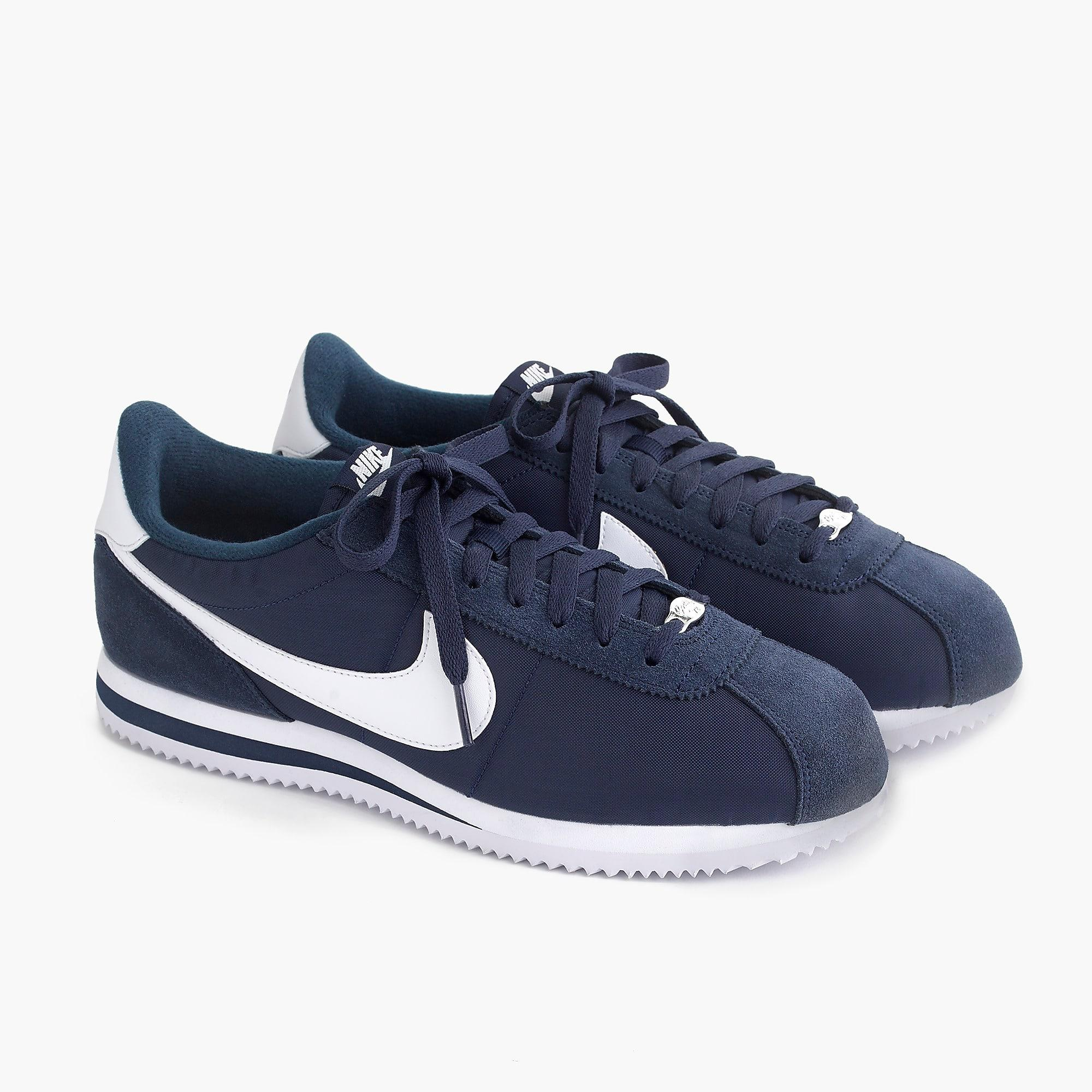 detailed look af76f 60bbe Nike. Men s Blue Cortez Sneakers ...