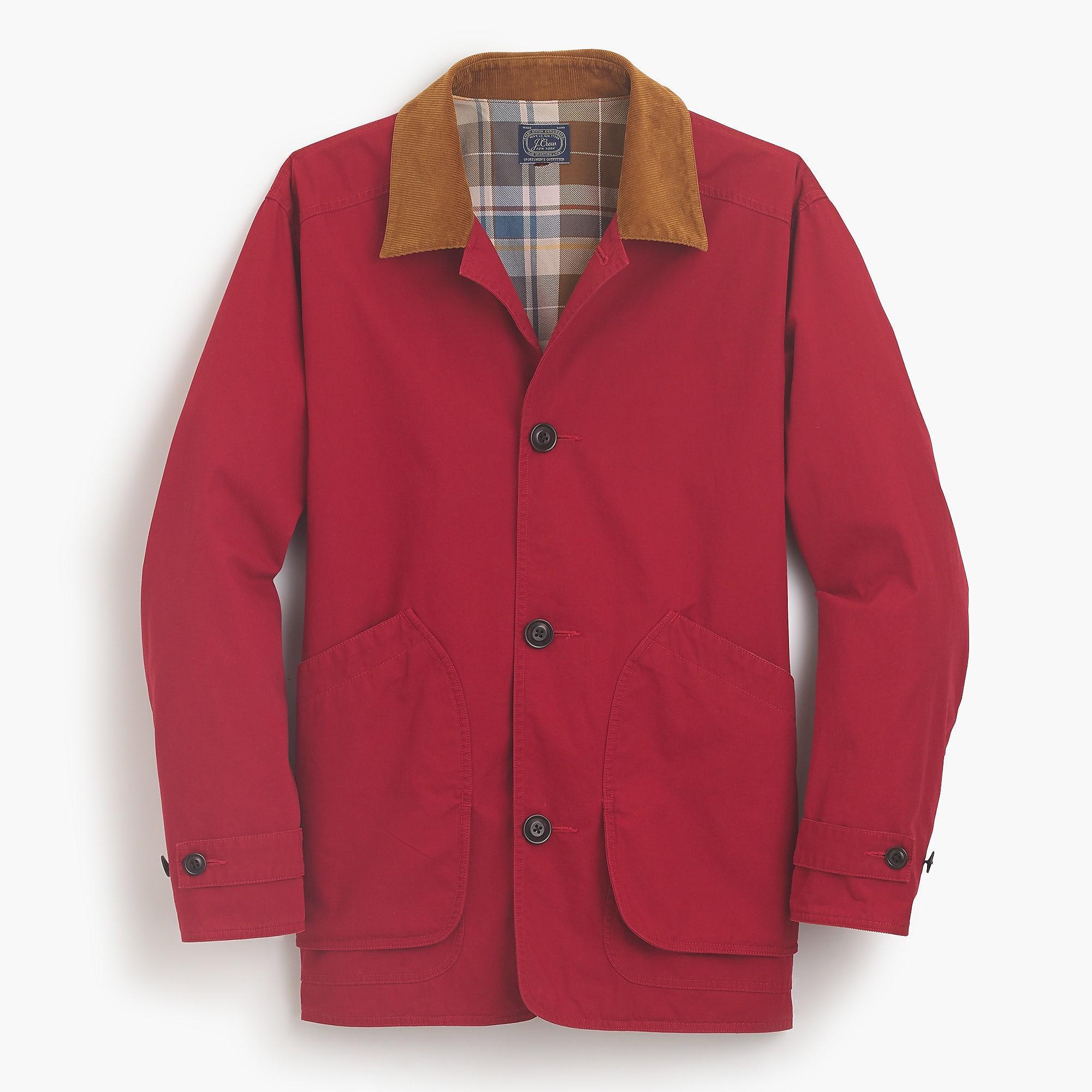 jackets hei wid outdoor men barn jacket brown mens barns s coleman