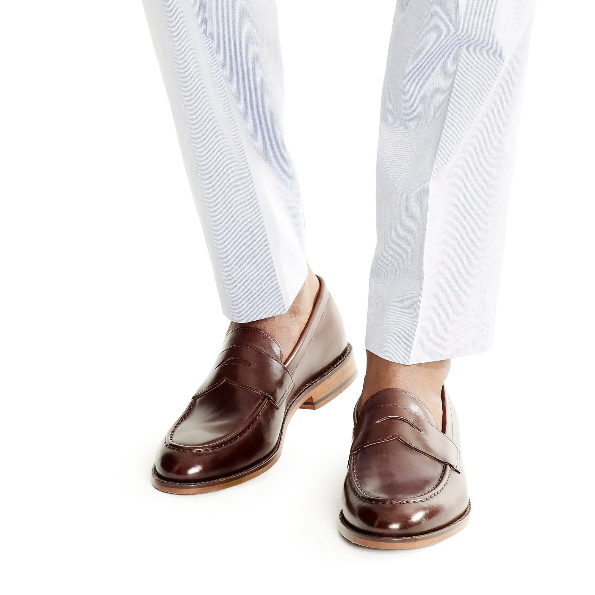 6f22a581089 ... Ludlow Penny Loafers for Men - Lyst. View fullscreen