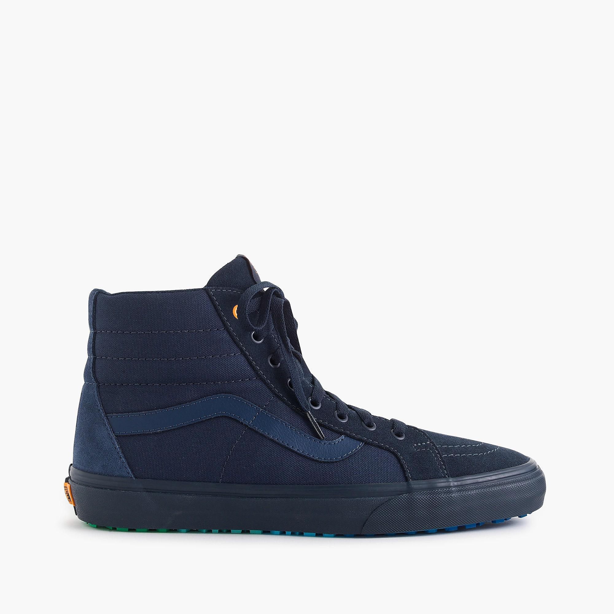 18774654b78af6 Lyst - Vans X Hedley   Bennett Sk8 Hi Sneakers in Blue for Men