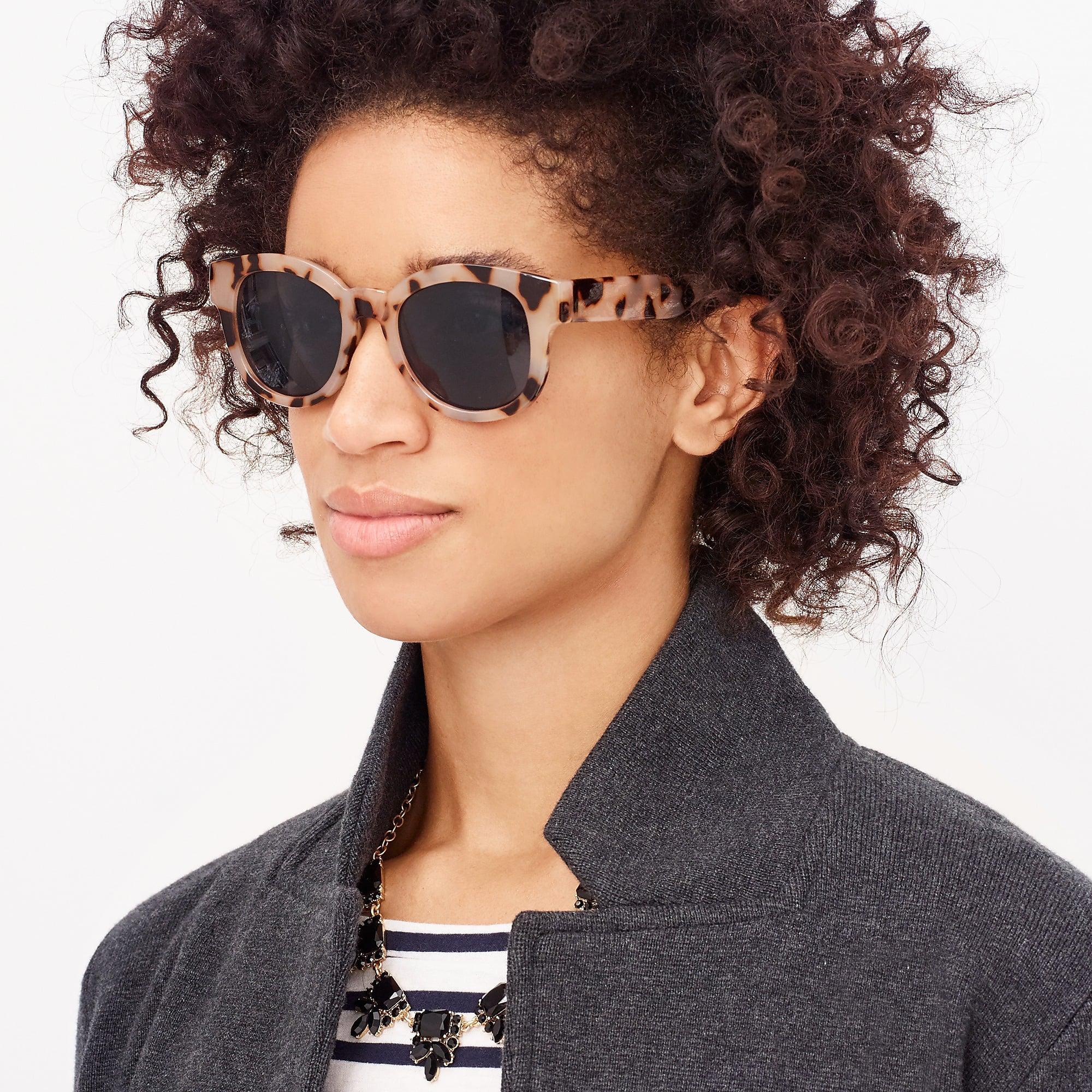 d630428cc1 J.Crew Colorblock Sunglasses - Lyst