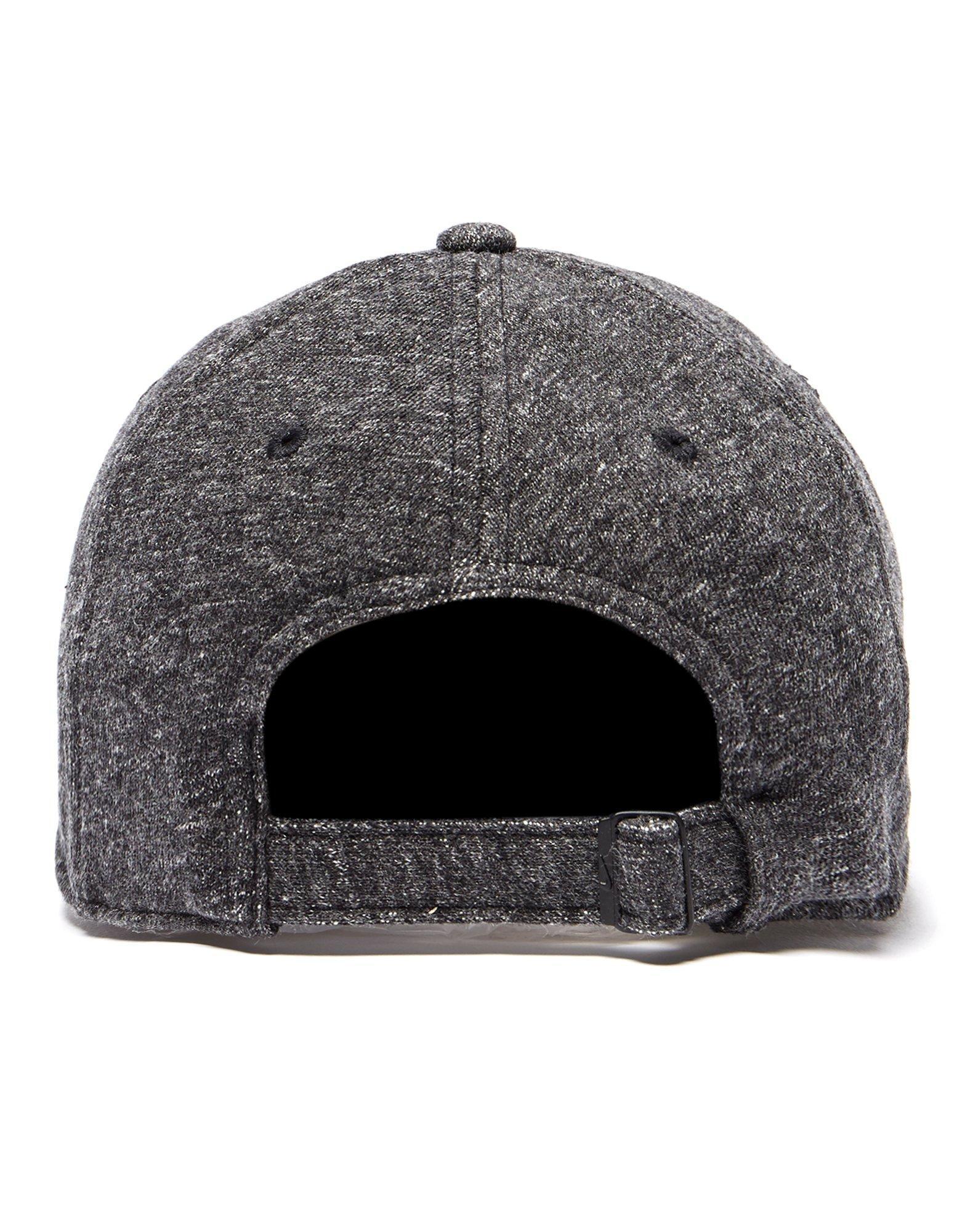 0156ce1f7aa Nike H86 Metal Badge Cap in Black for Men - Lyst