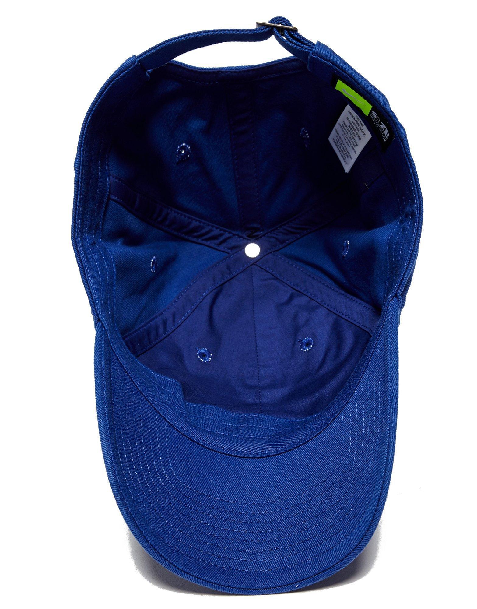 f99a9064e47 ... where to buy nike chelsea fc h86 cap in blue for men lyst c8ff0 d3d38