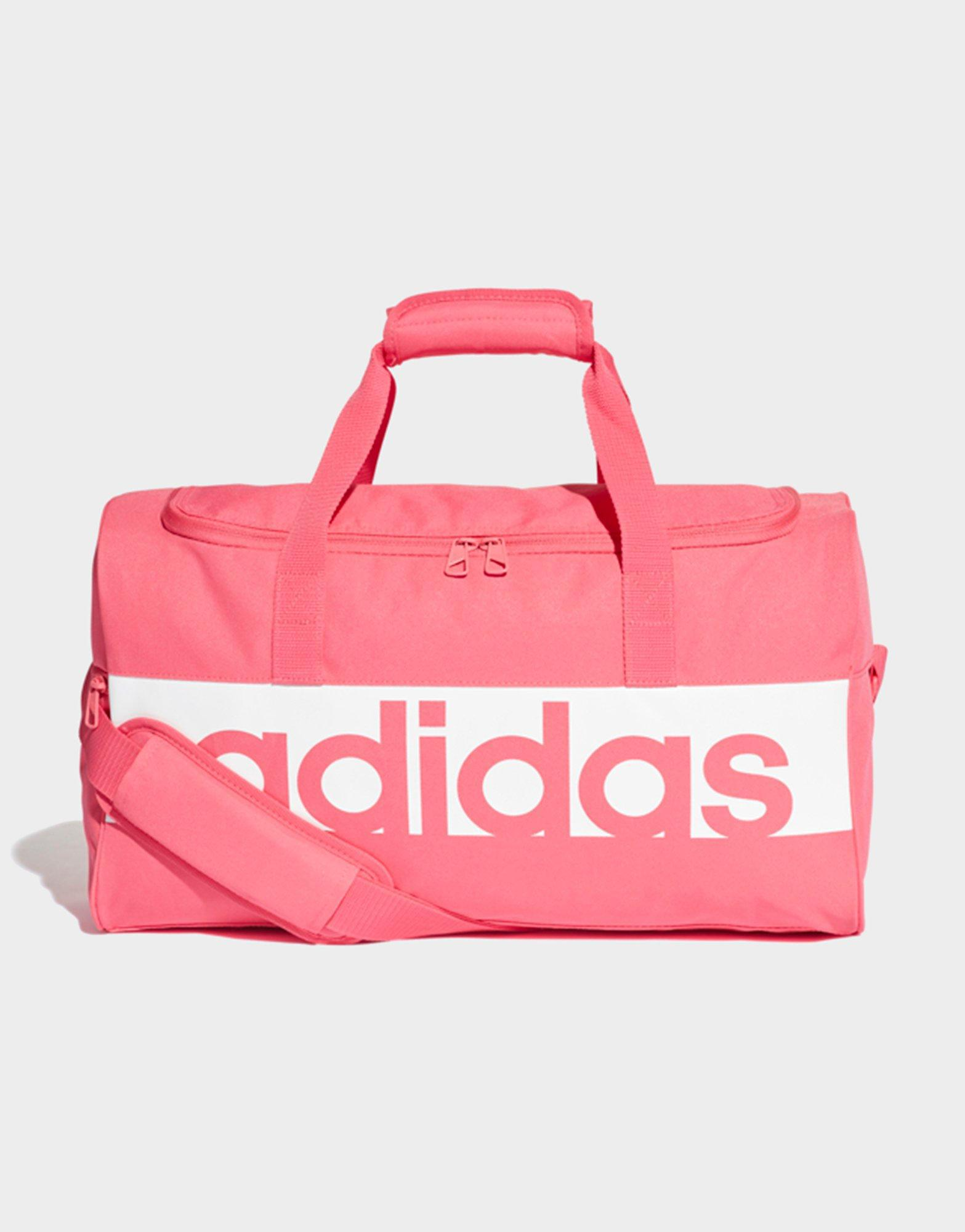 b8dcfba1263e Lyst - adidas Lin Per Tb S Women s Sports Bag In Pink in Pink for Men