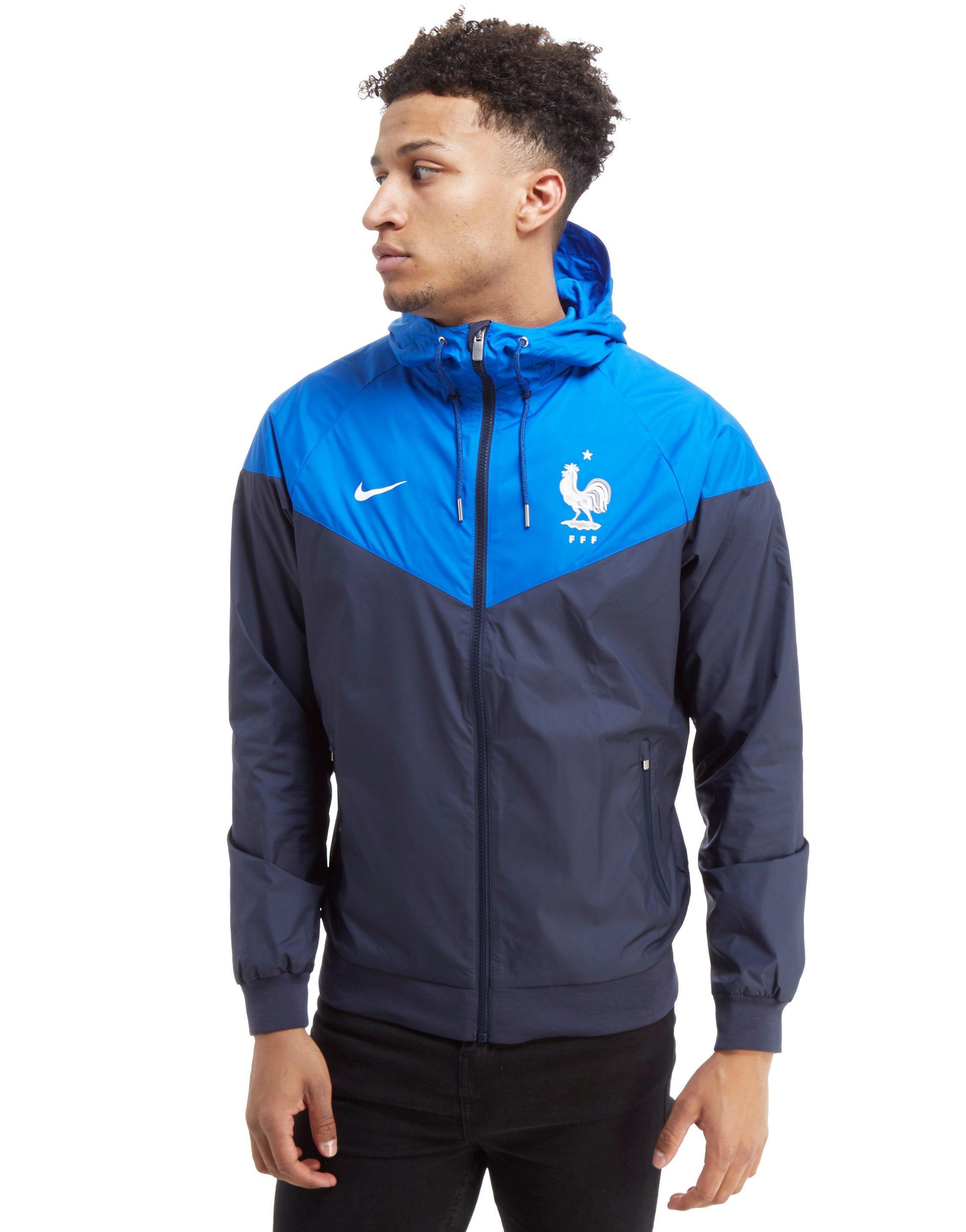 on sale 82d58 970a5 Nike France Windrunner in Blue for Men - Lyst