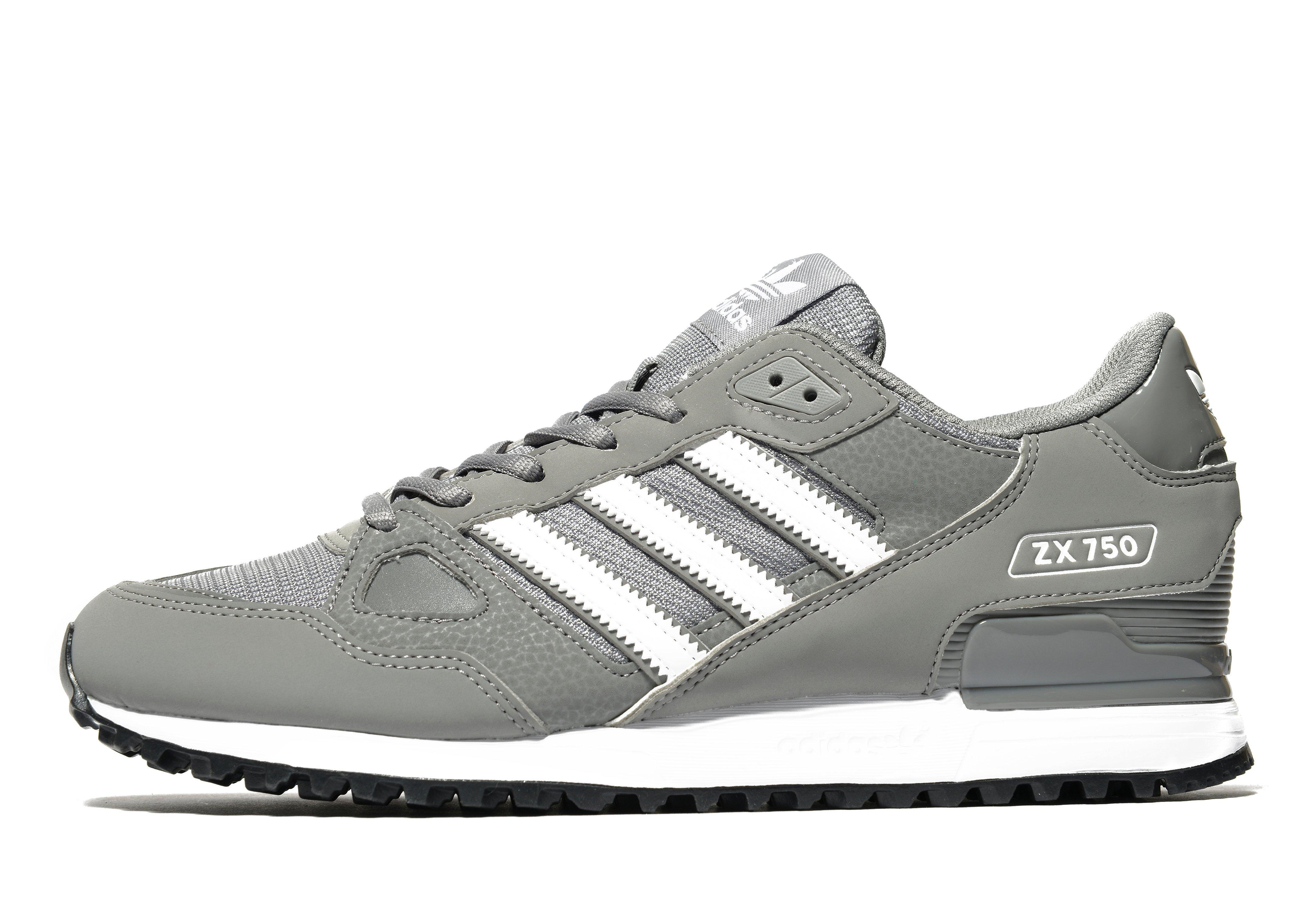 info for c2e33 5ef41 Adidas Originals Zx 750 in Gray for Men - Lyst