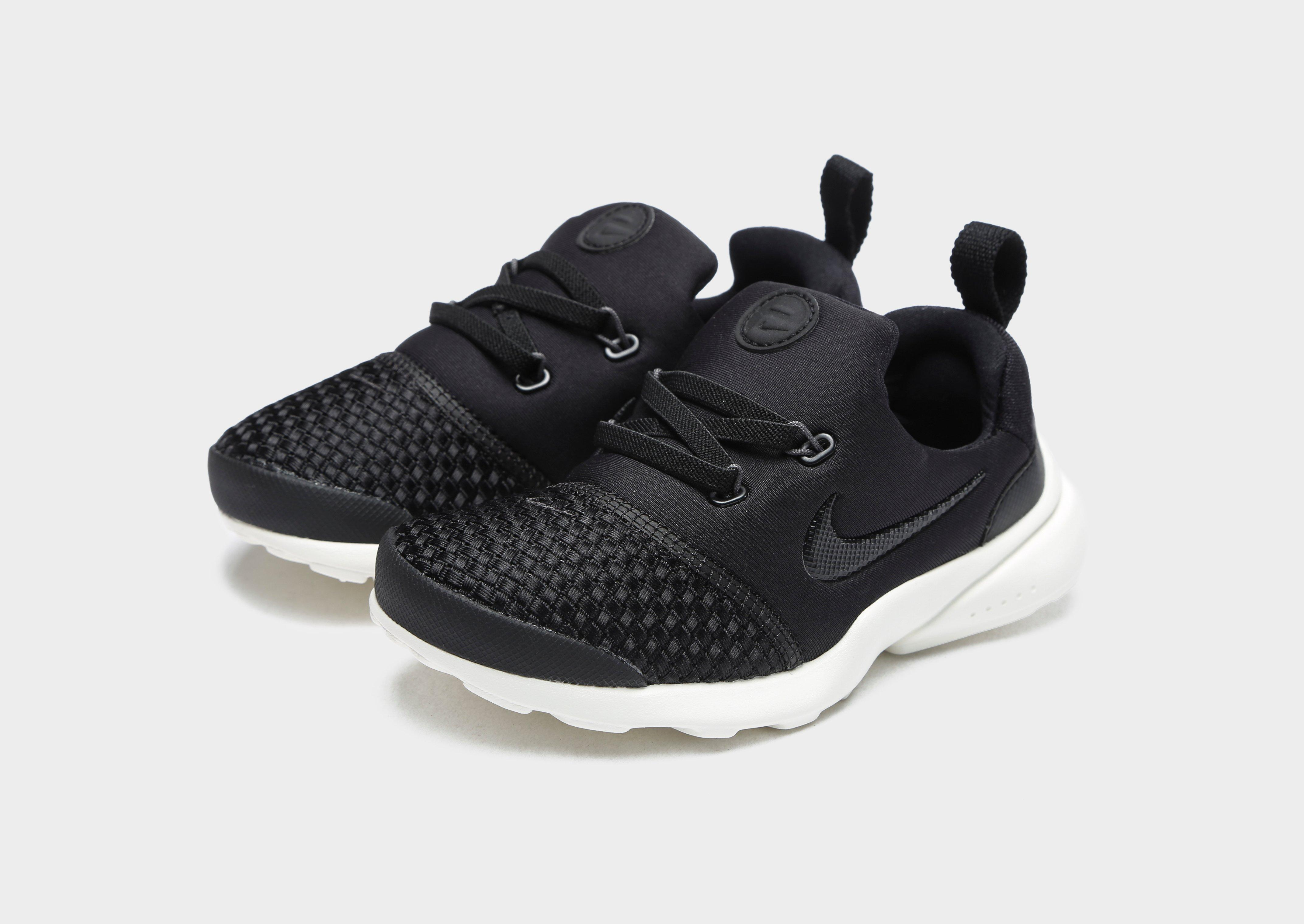 new concept 93b72 b426a Lyst - Nike Air Presto Fly Se Infant in Black for Men