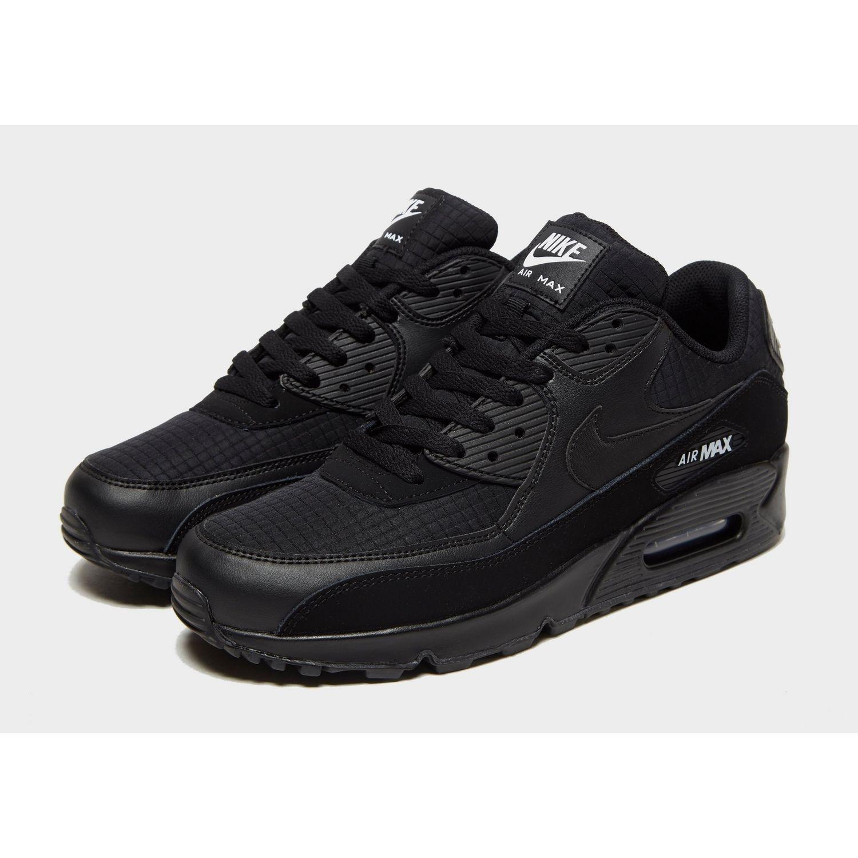 info for 48ee8 b6cf1 Nike - Black Air Max 90 Essential for Men - Lyst. View fullscreen