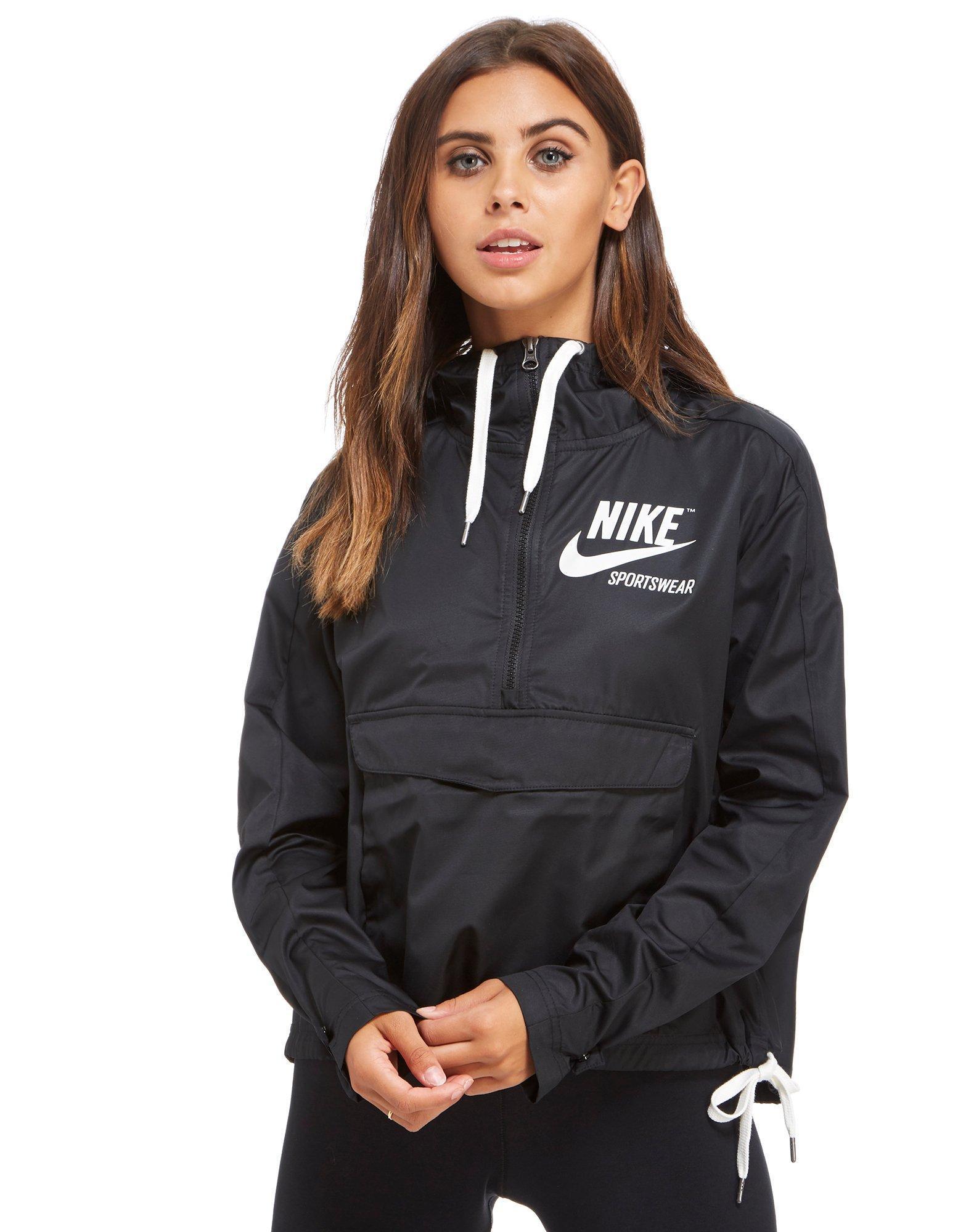 e0d63626e73b Lyst - Nike Archive Jacket in Black
