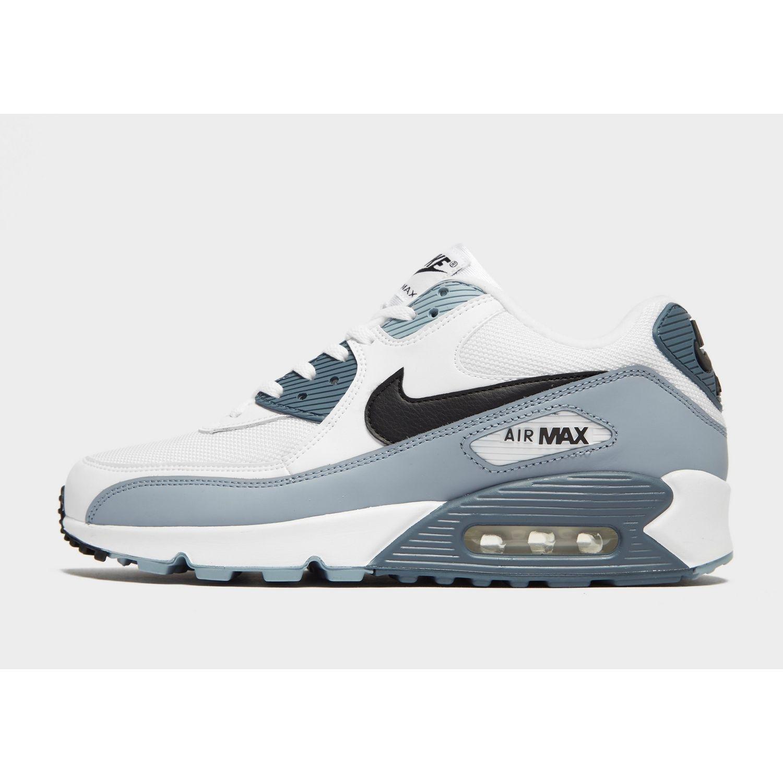 best service de666 9c76d Lyst - Nike Air Max 90 Essential in White for Men