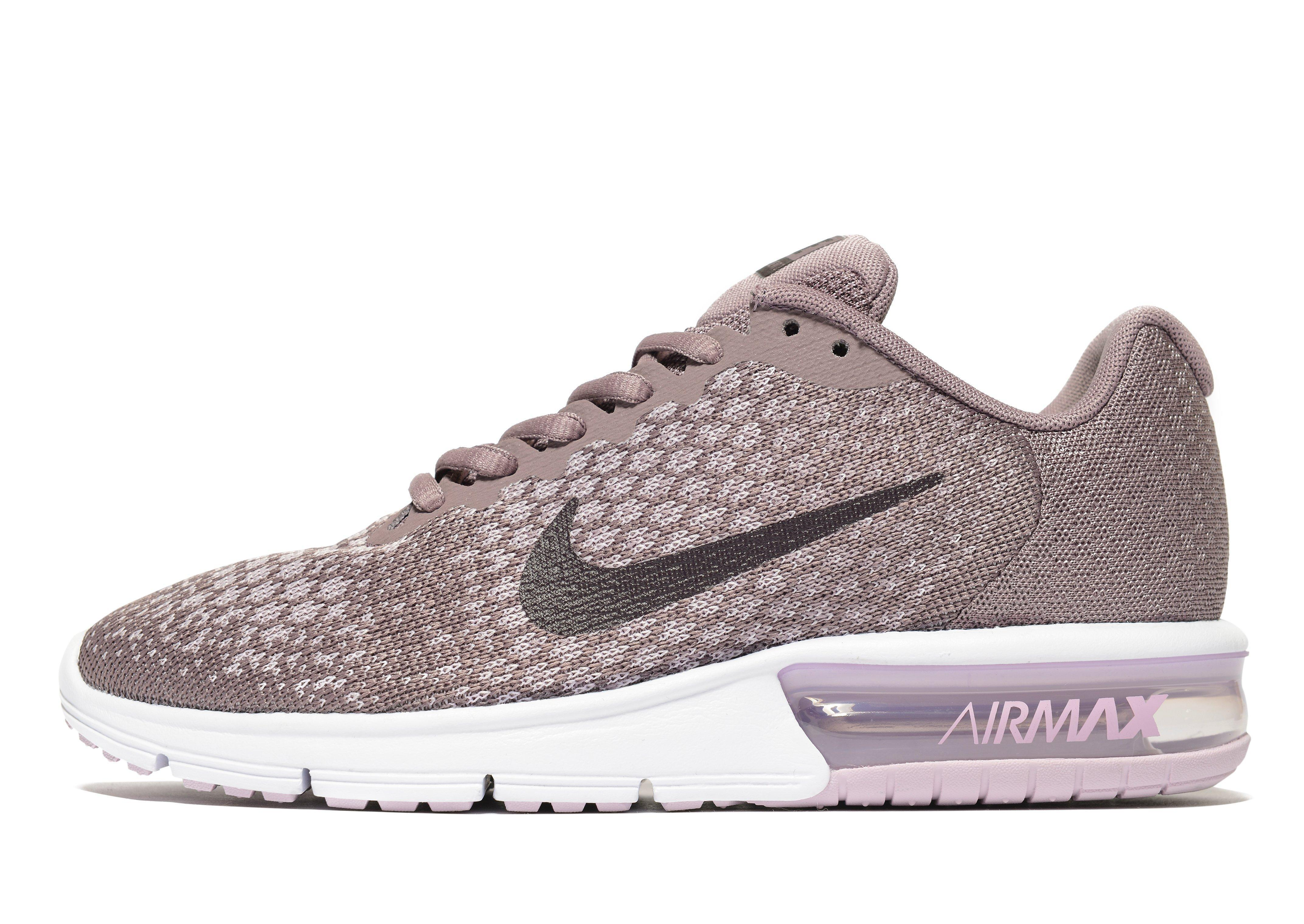 best sneakers dc51b 516c8 Lyst - Nike Air Max Sequent 2 in Gray