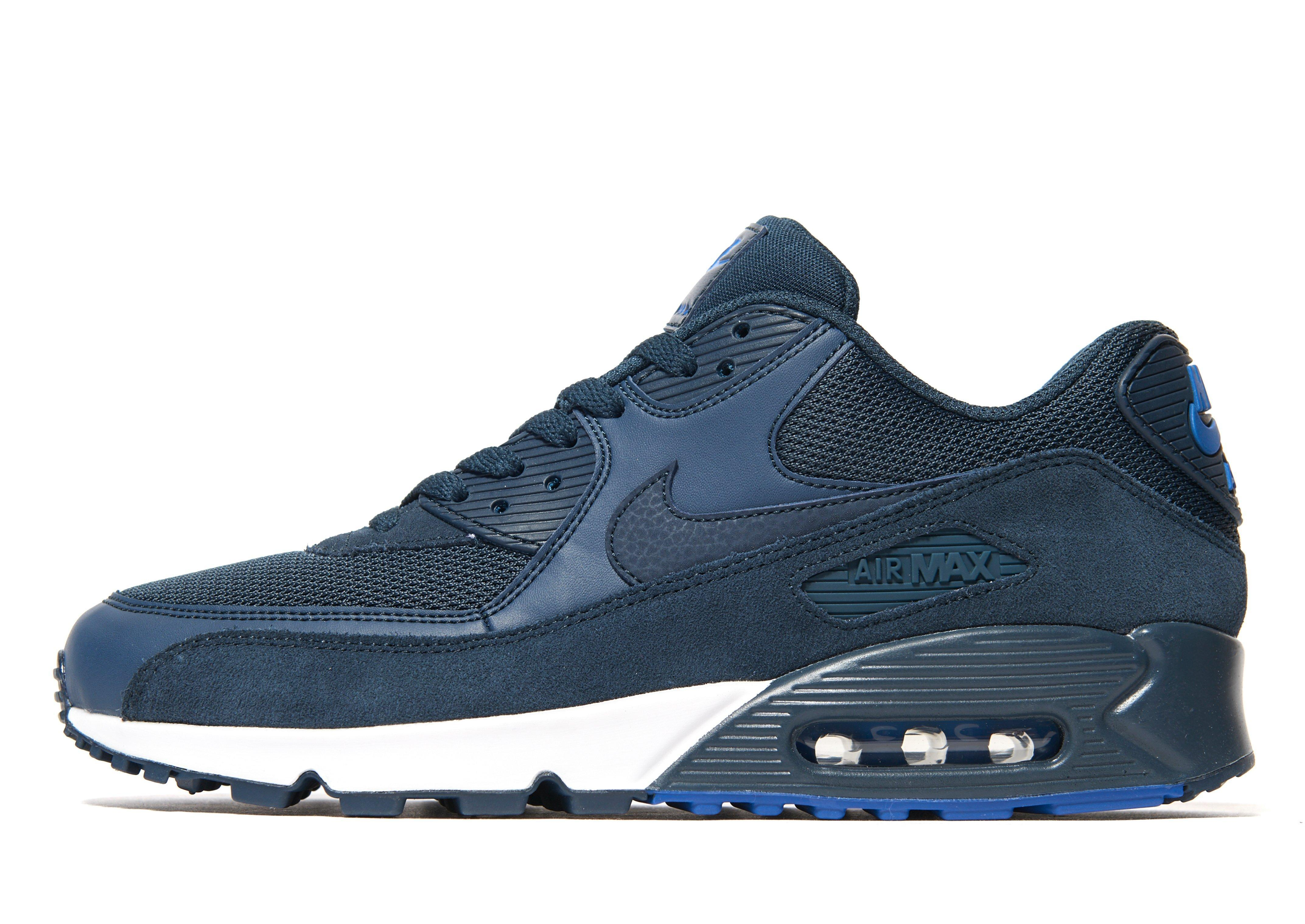 jd air max black trainers