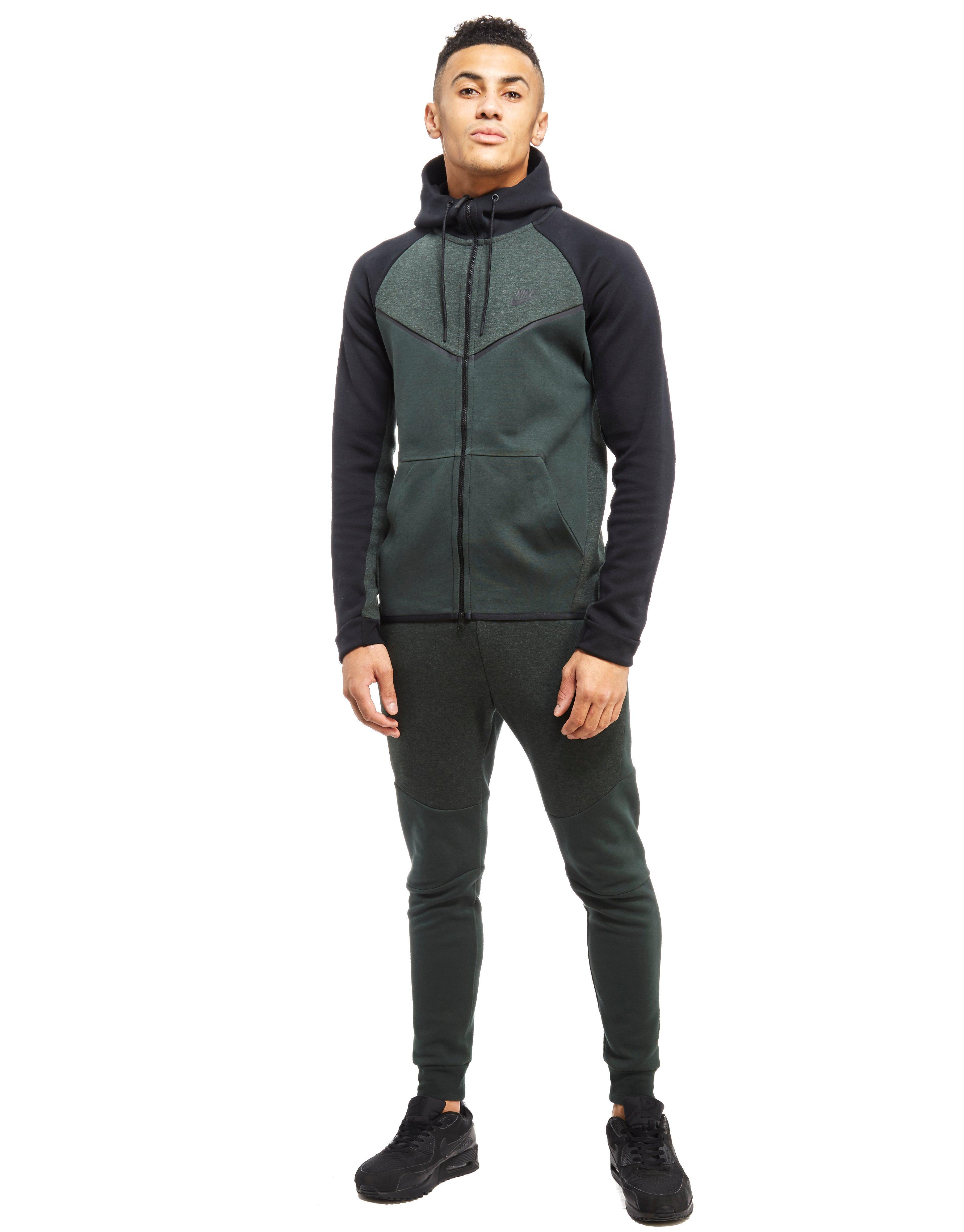 7a908e74de Lyst - Nike Tech Fleece Windrunner Hoodie for Men