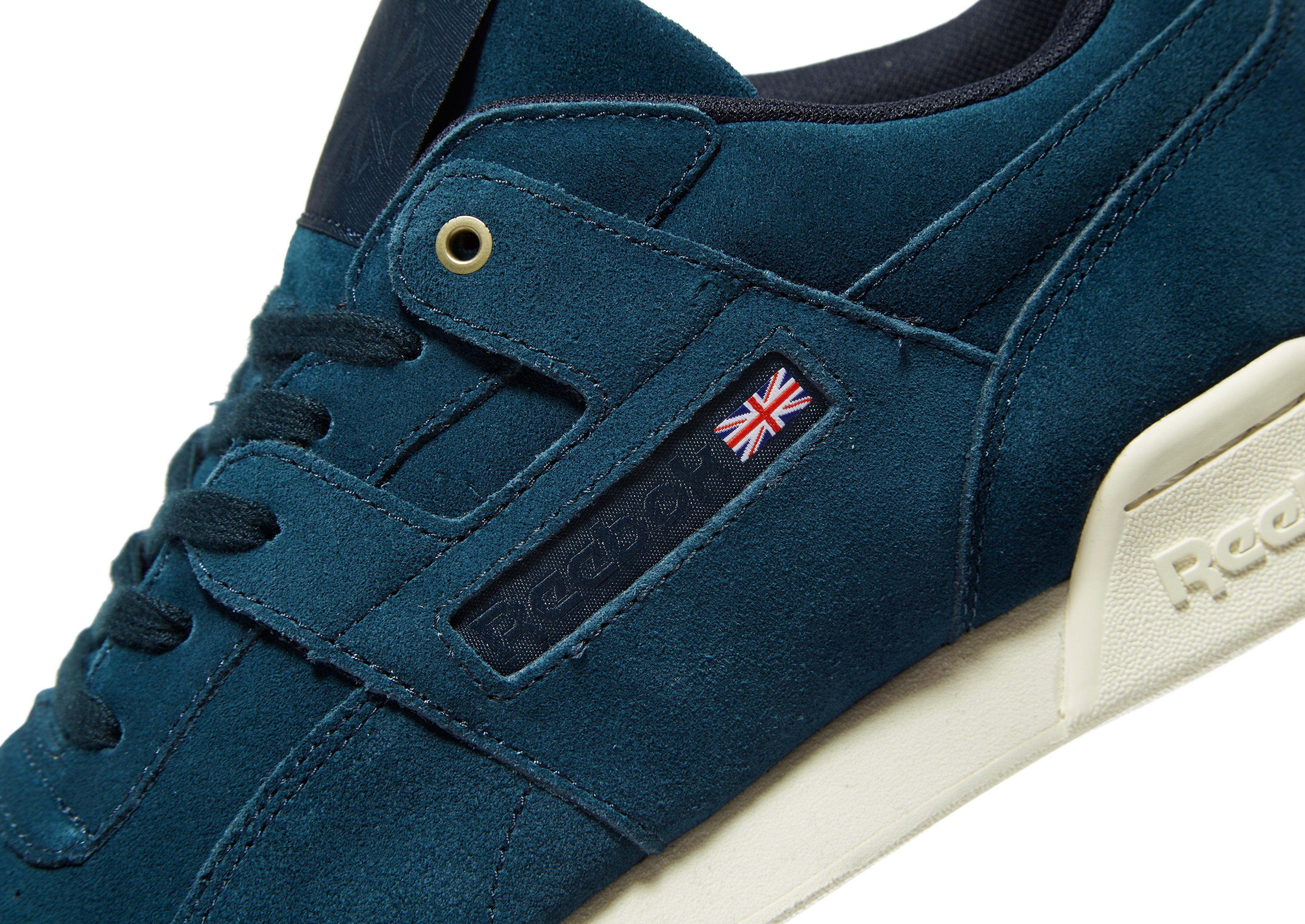 9923ed7673b63e Reebok Workout Plus Mcc in Blue for Men - Lyst