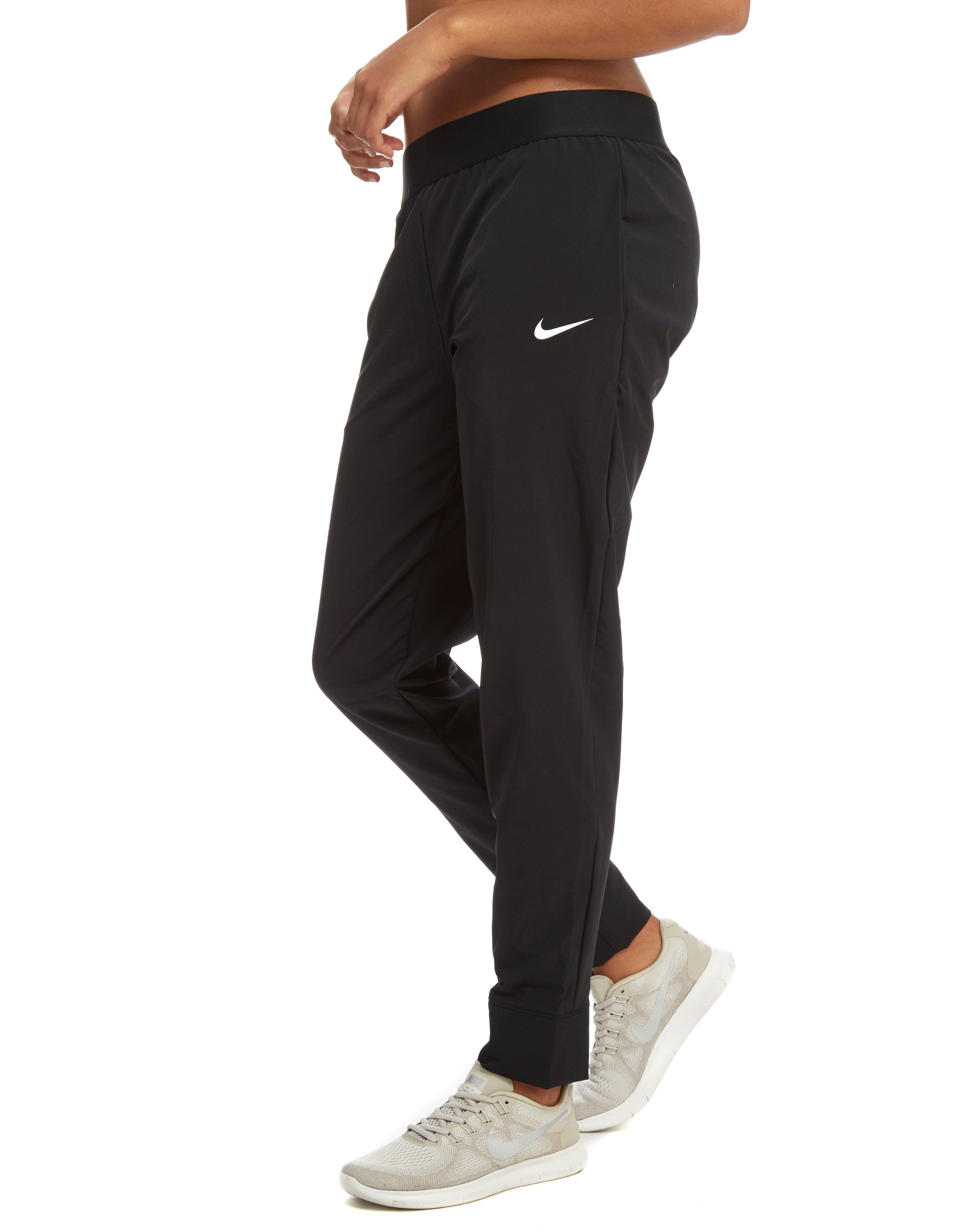 4b15fad9326e Nike Bliss Pants in Black - Lyst