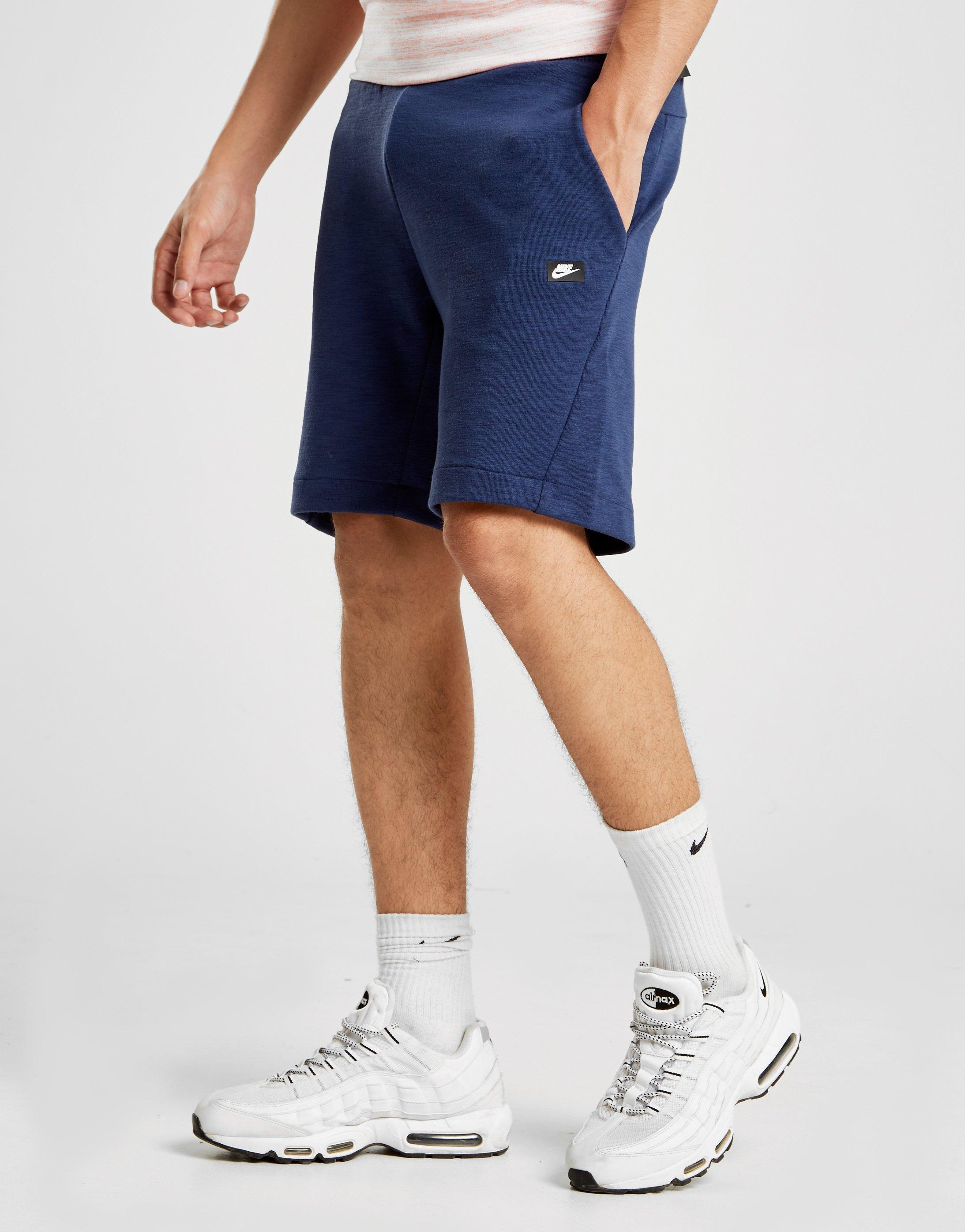 c451ae94b911 Lyst - Nike Optic Shorts in Blue for Men