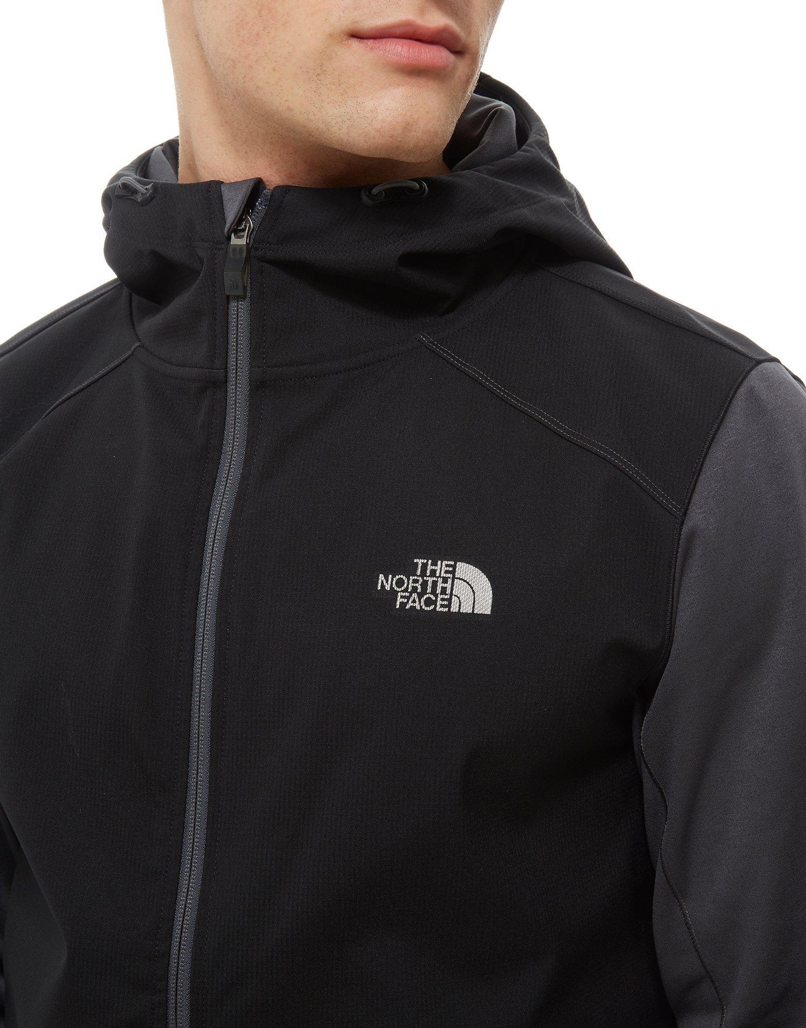 f1f109663 The North Face Kilowatt Varsity Jacket in Black for Men - Lyst