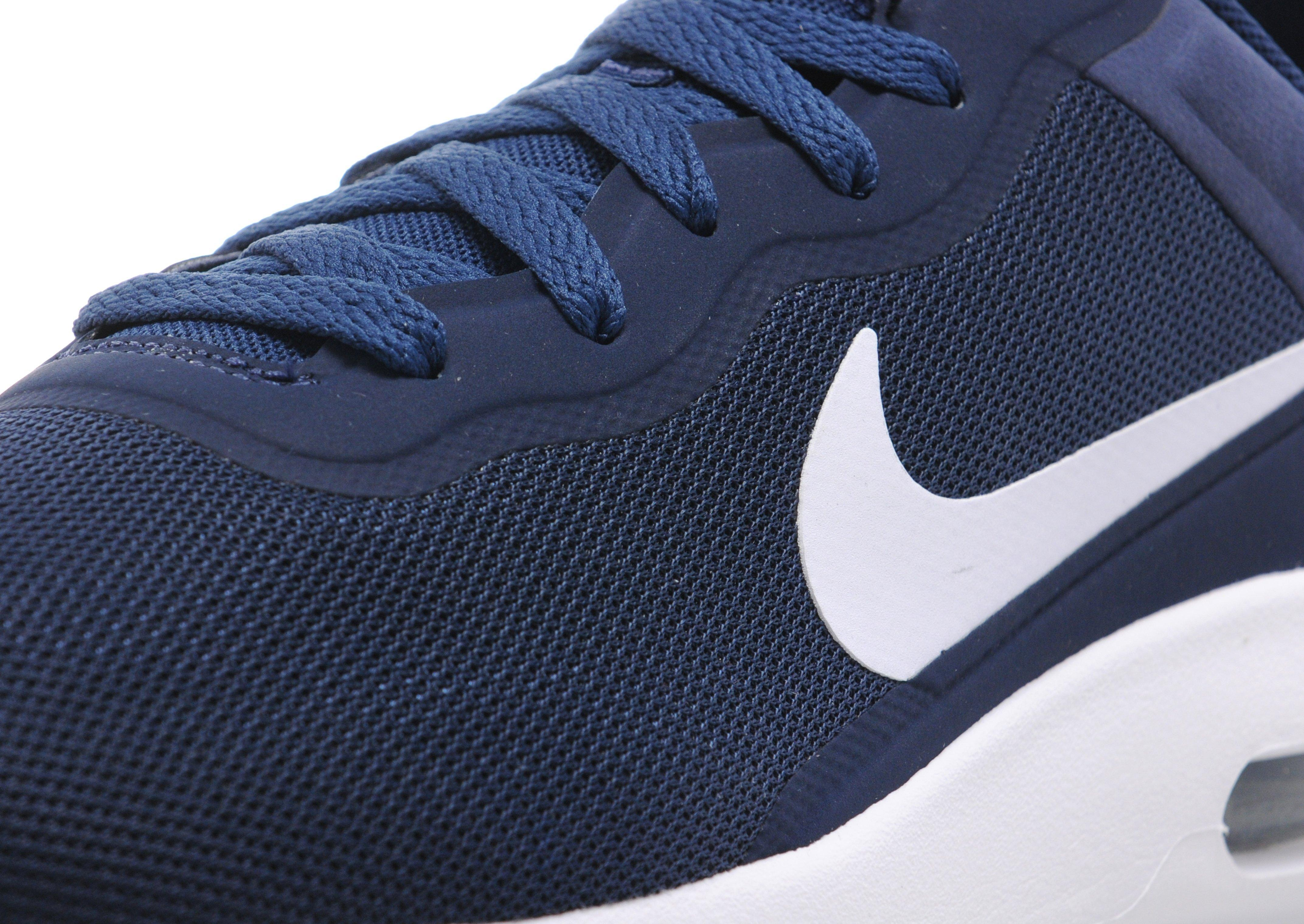 lyst nike air max modern essential in blue for men. Black Bedroom Furniture Sets. Home Design Ideas