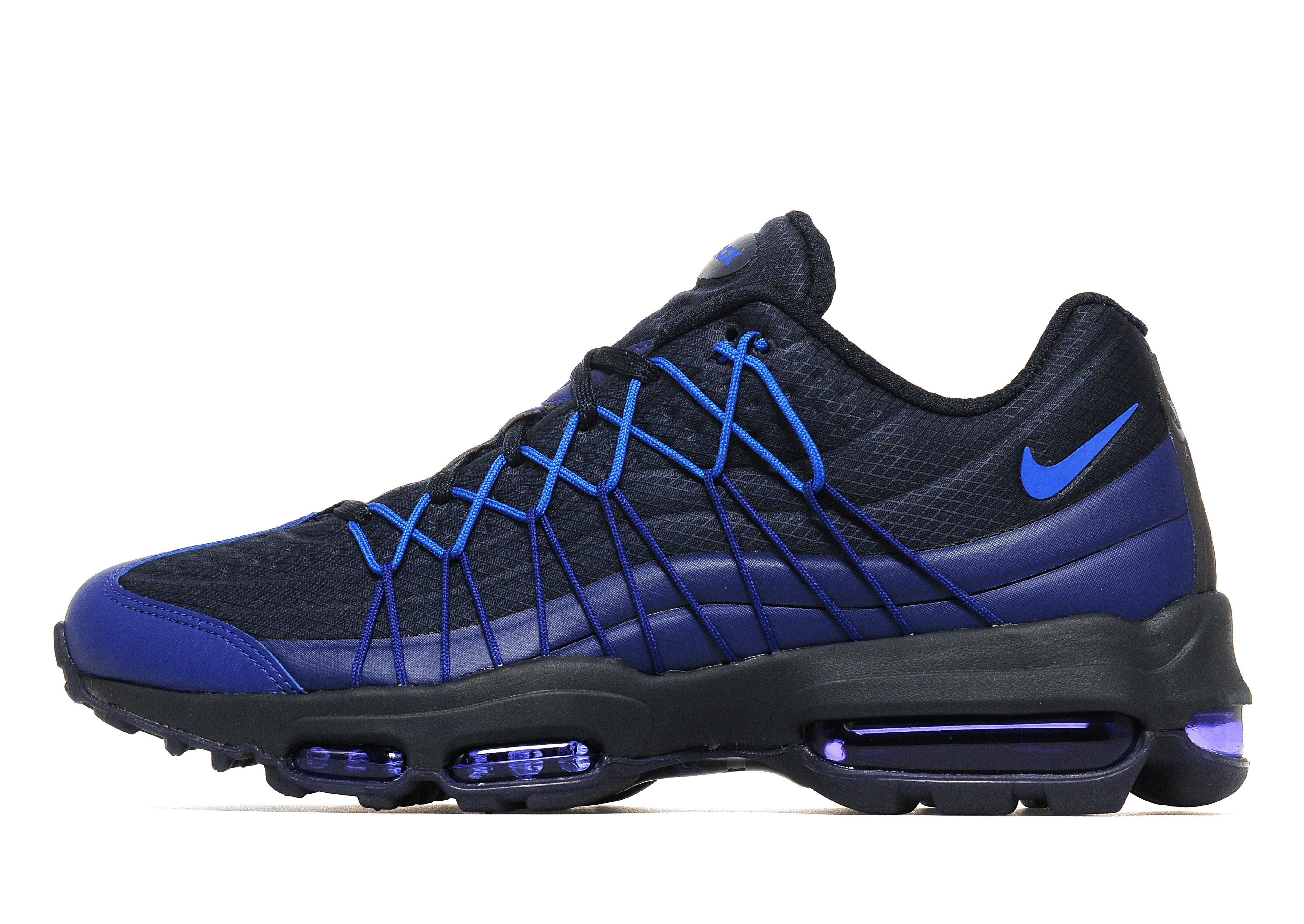 01804fc2e58b Nike Air Max 95 Ultra Se in Blue for Men