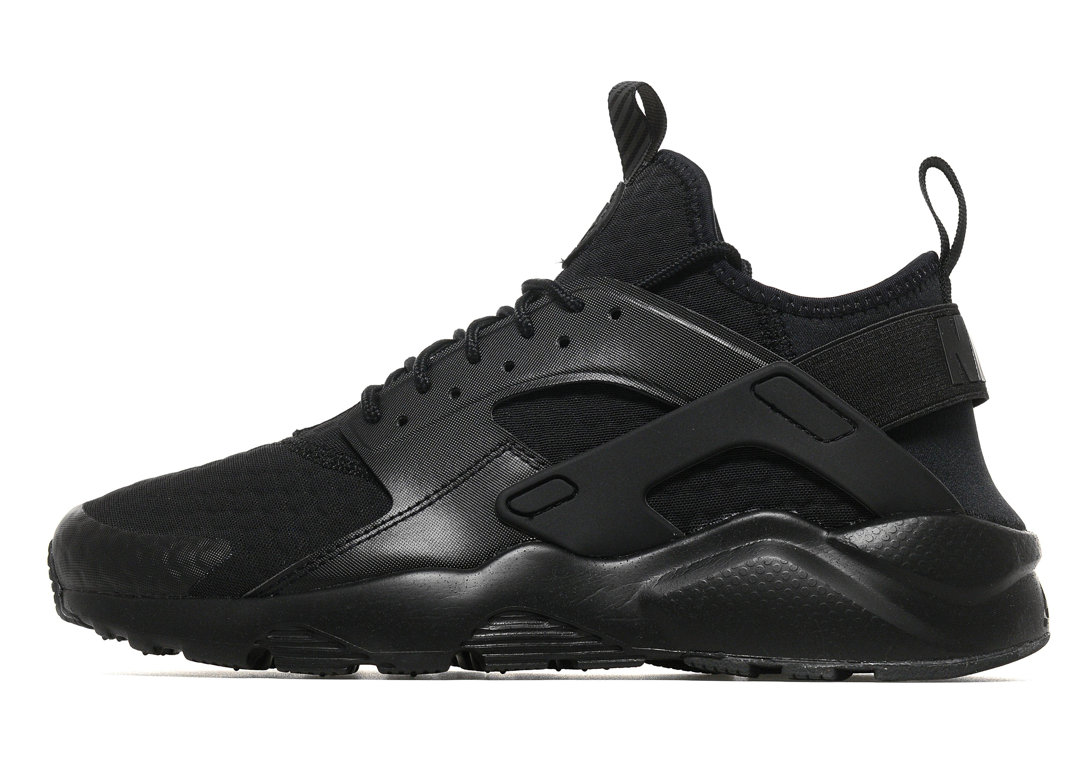 Nike Air Huarache Ultra Se In Black For Men Lyst