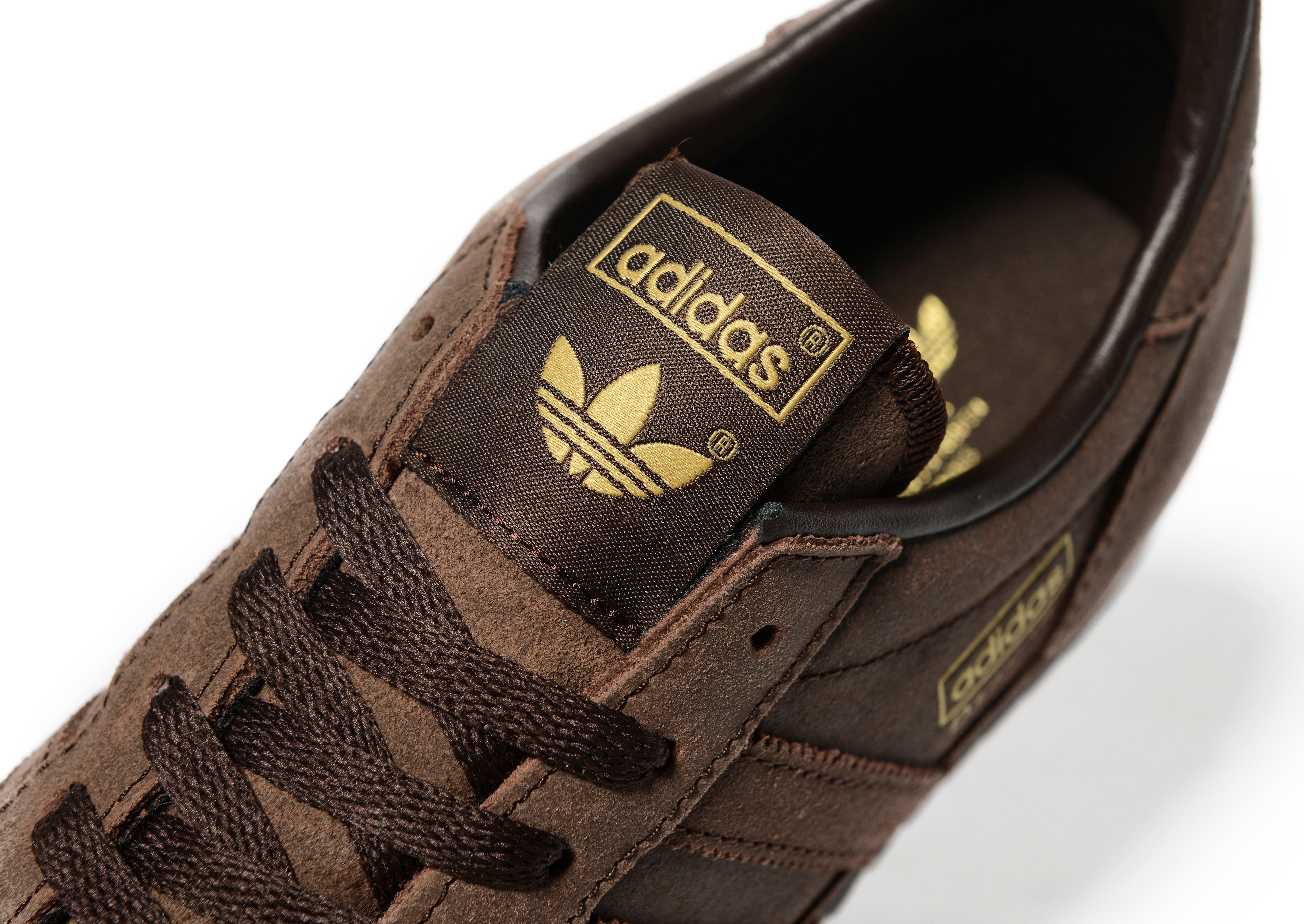 Adidas Originals Brown Shoes