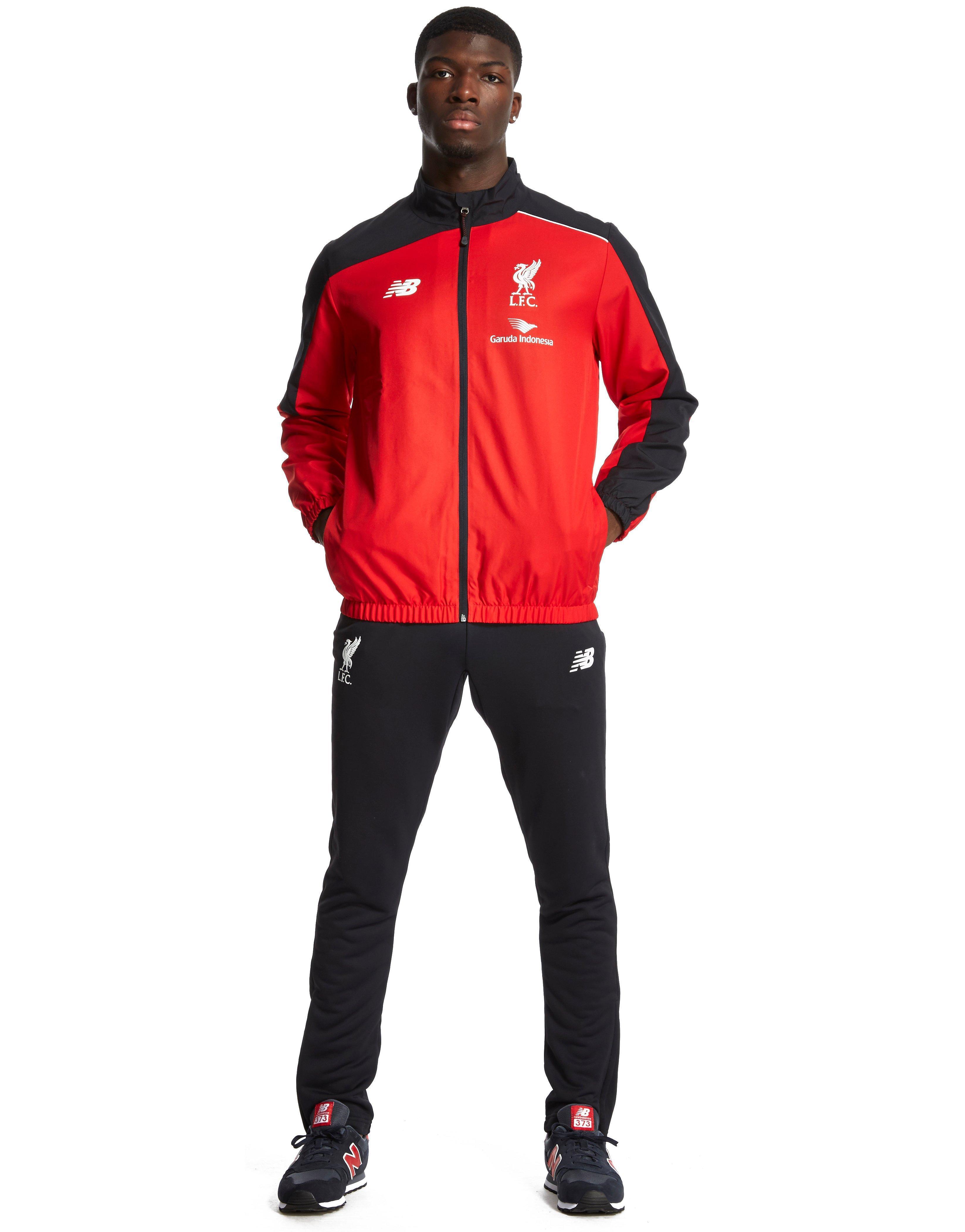 4bee19ae3a32f Black Balance New Liverpool In Training Fc For Pants Lyst Men U01vaw5f5q