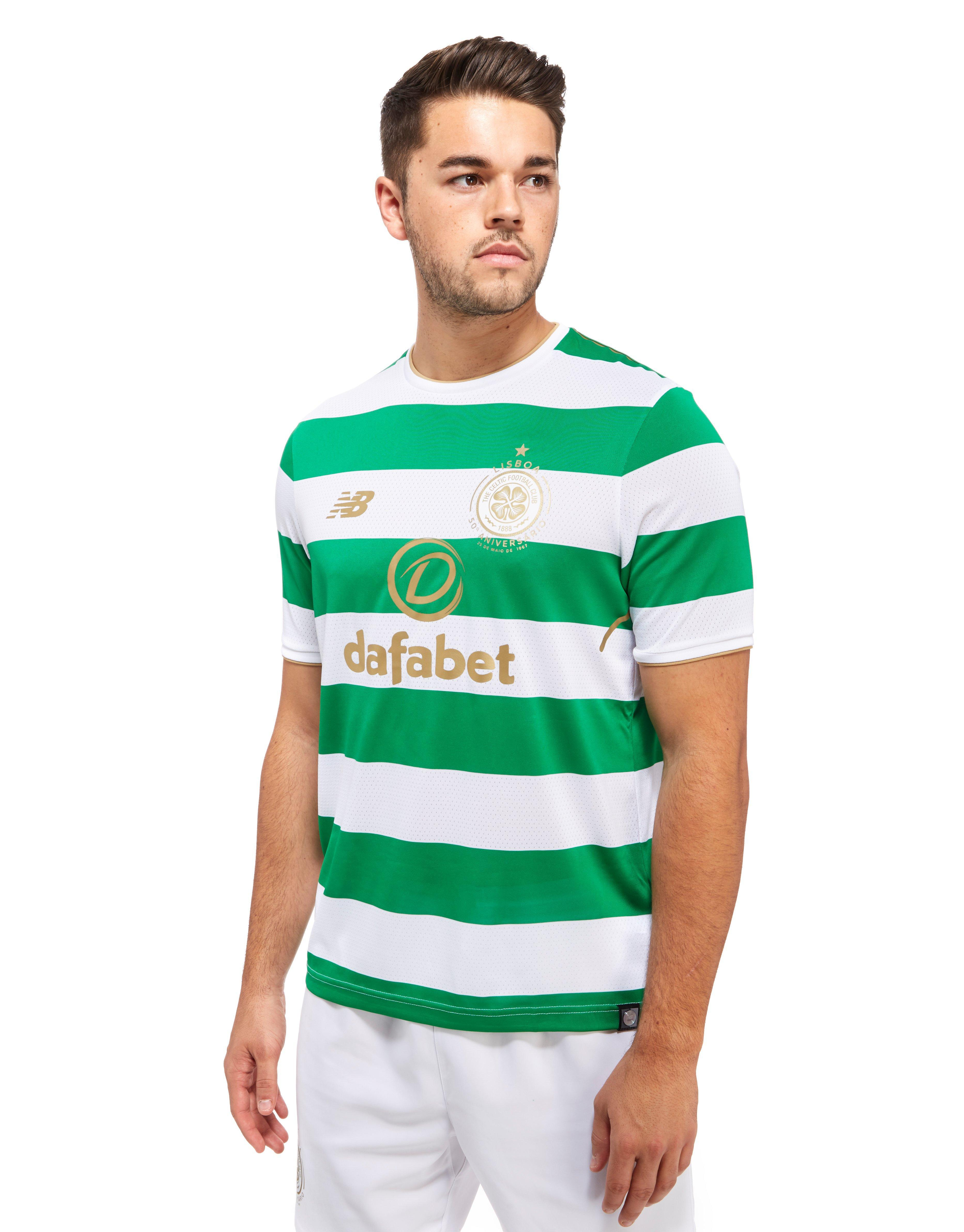 Lyst new balance 2017 2018 celtic elite home football for Irish jewelry stores in nj