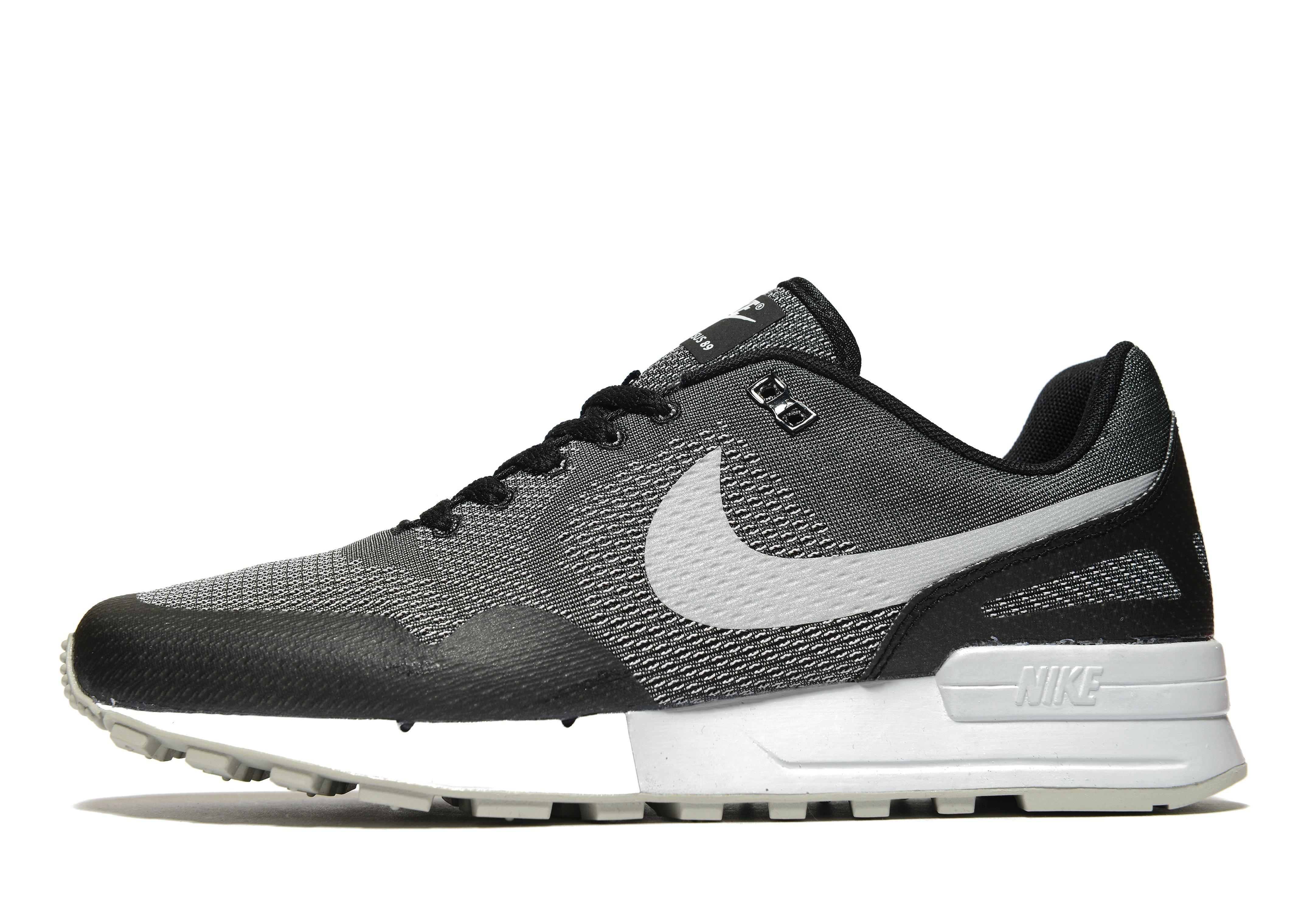 lyst nike pegasus 89 in black for men. Black Bedroom Furniture Sets. Home Design Ideas