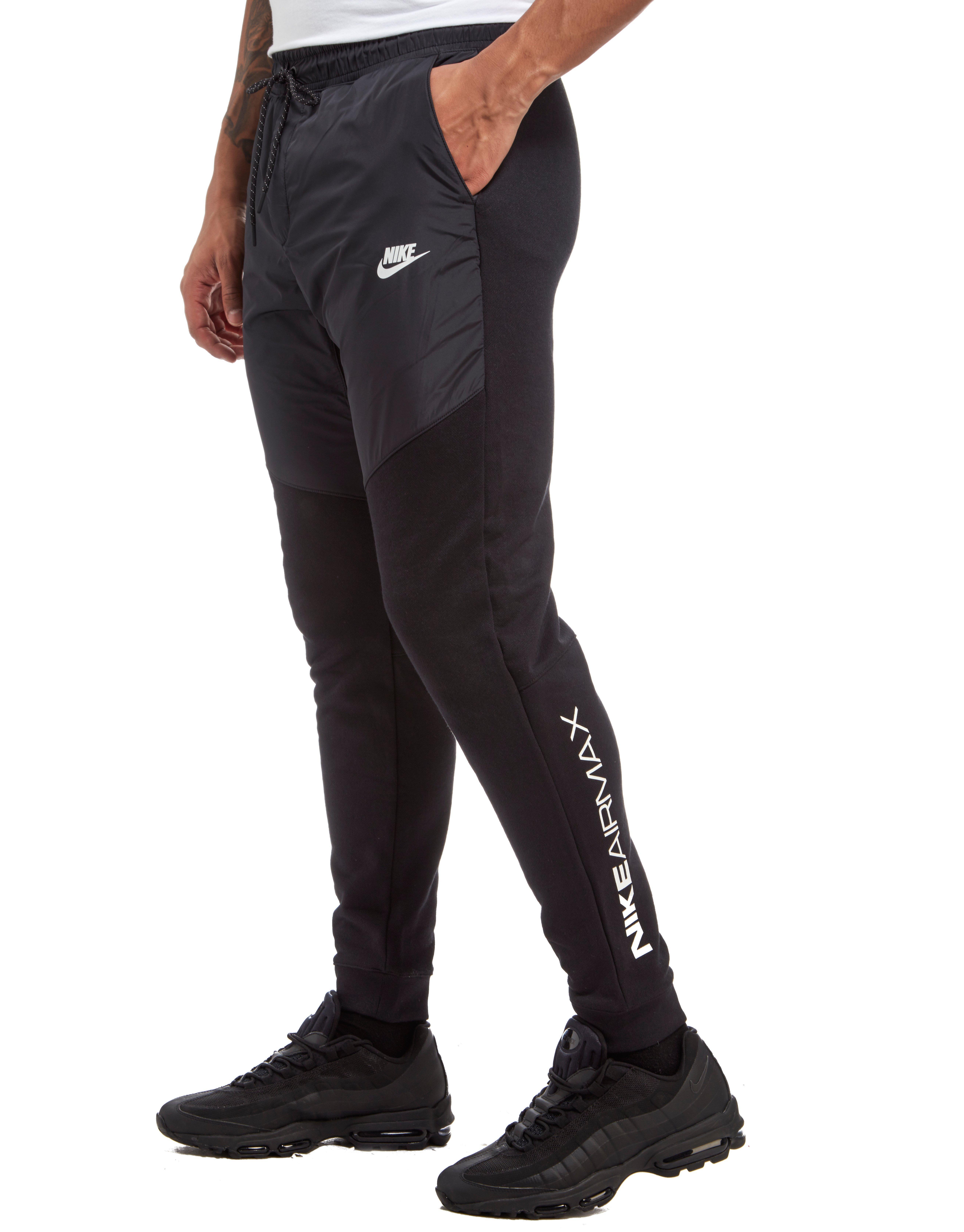 Lyst Nike Air Max Ft Pants In Black For Men