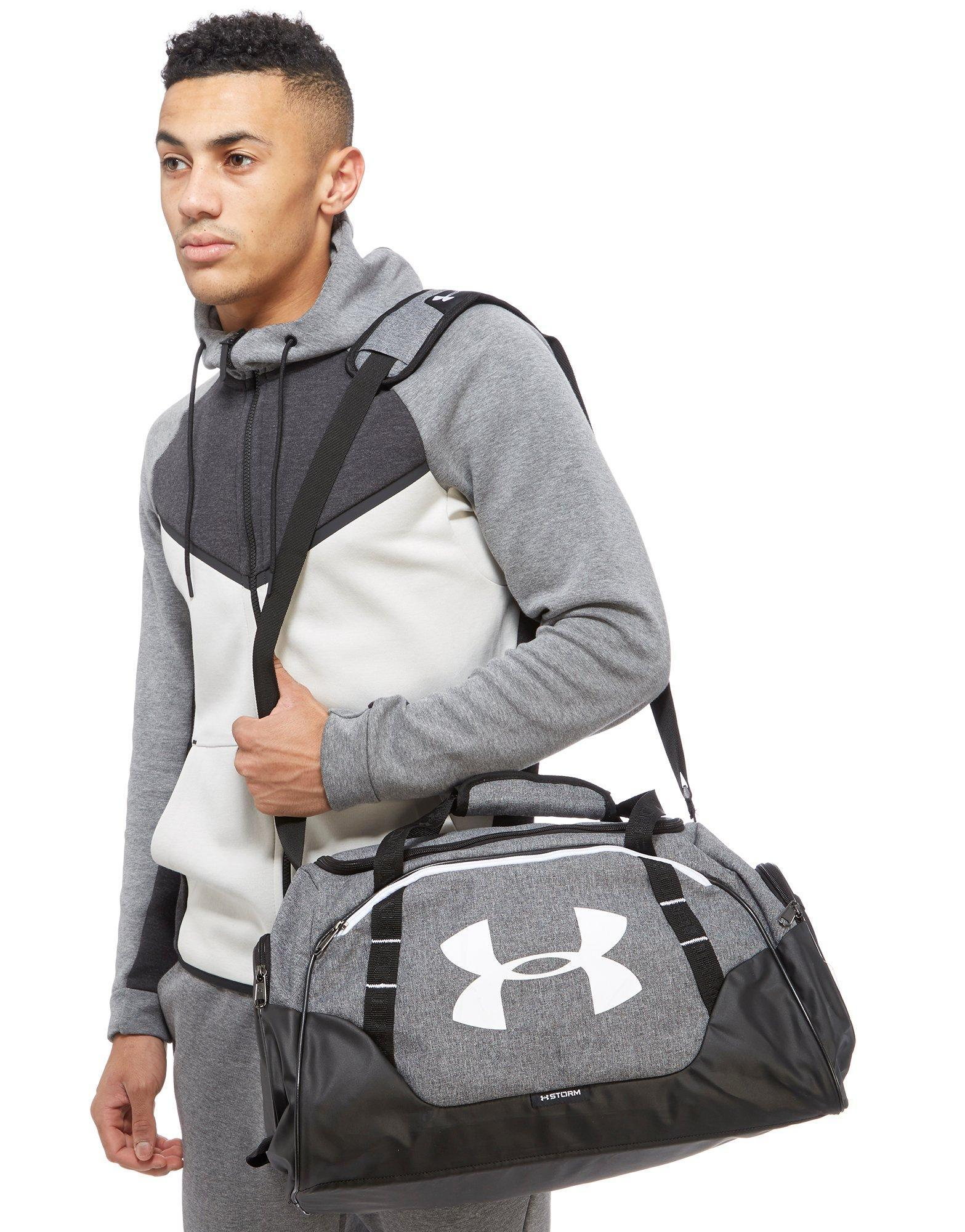b7d654783822 Lyst - Under Armour Storm Undeniable Ii Sm Duffle Bag in Gray for Men