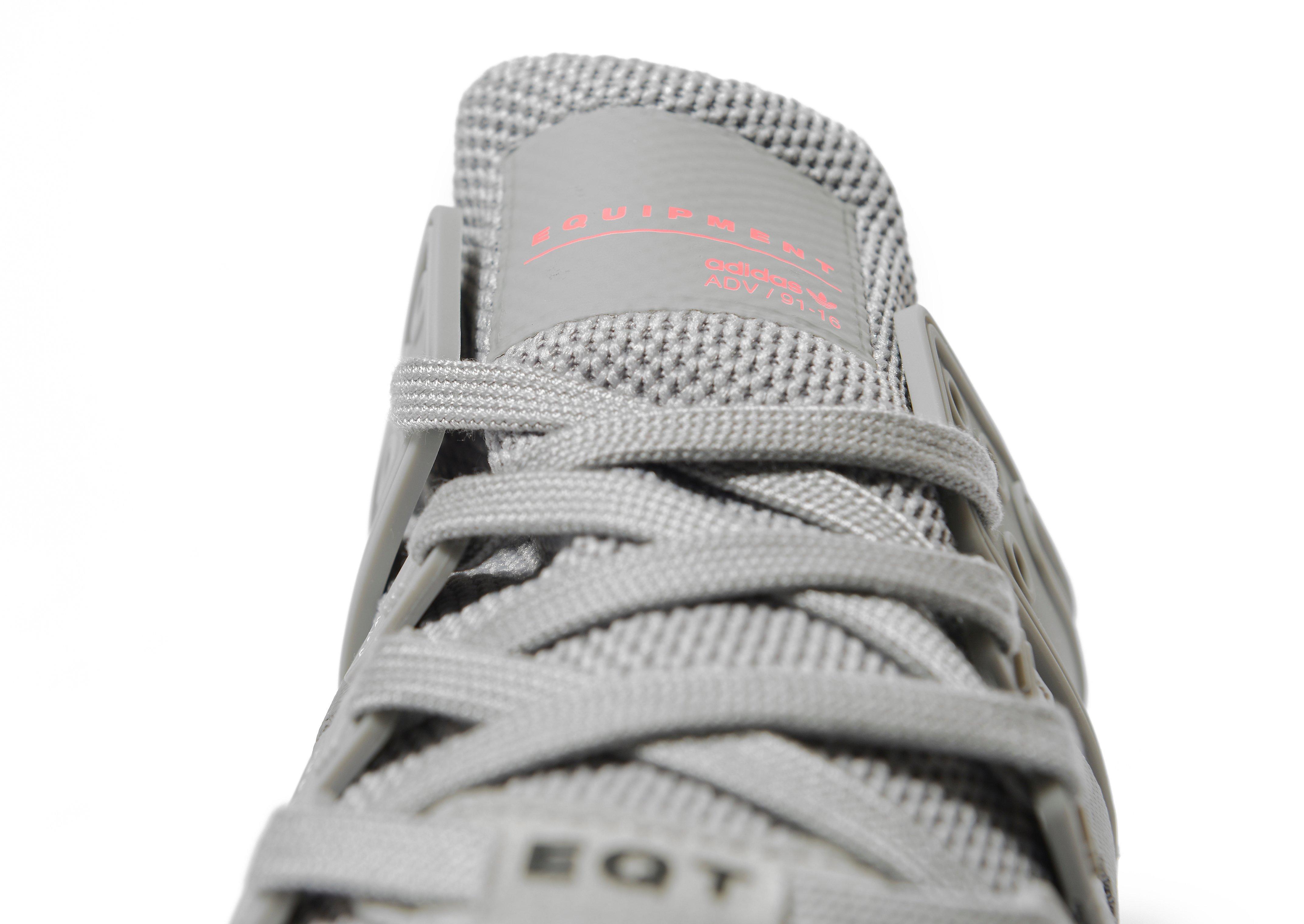 Lyst Adidas Originali Eqt Appoggio Avanzata In Grigio Per Gli Uomini.