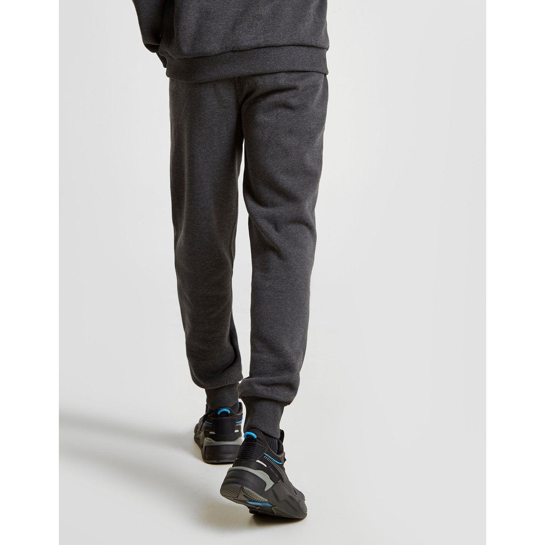 11dd2df74 PUMA - Gray Core Fleece Joggers for Men - Lyst. View fullscreen
