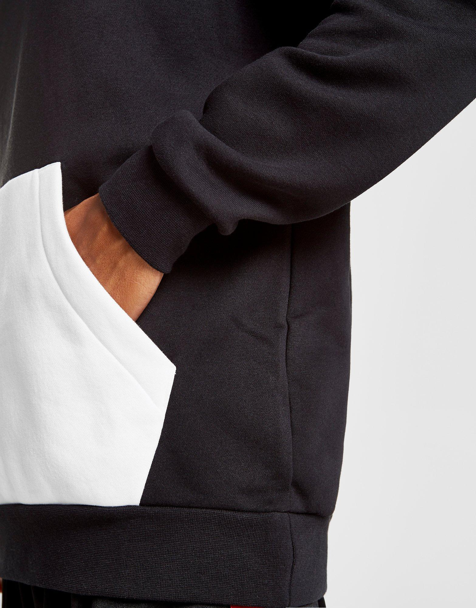 bd17641791080c Lyst - Nike Jordan Jumpman Air Men s Fleece Crew in Black for Men