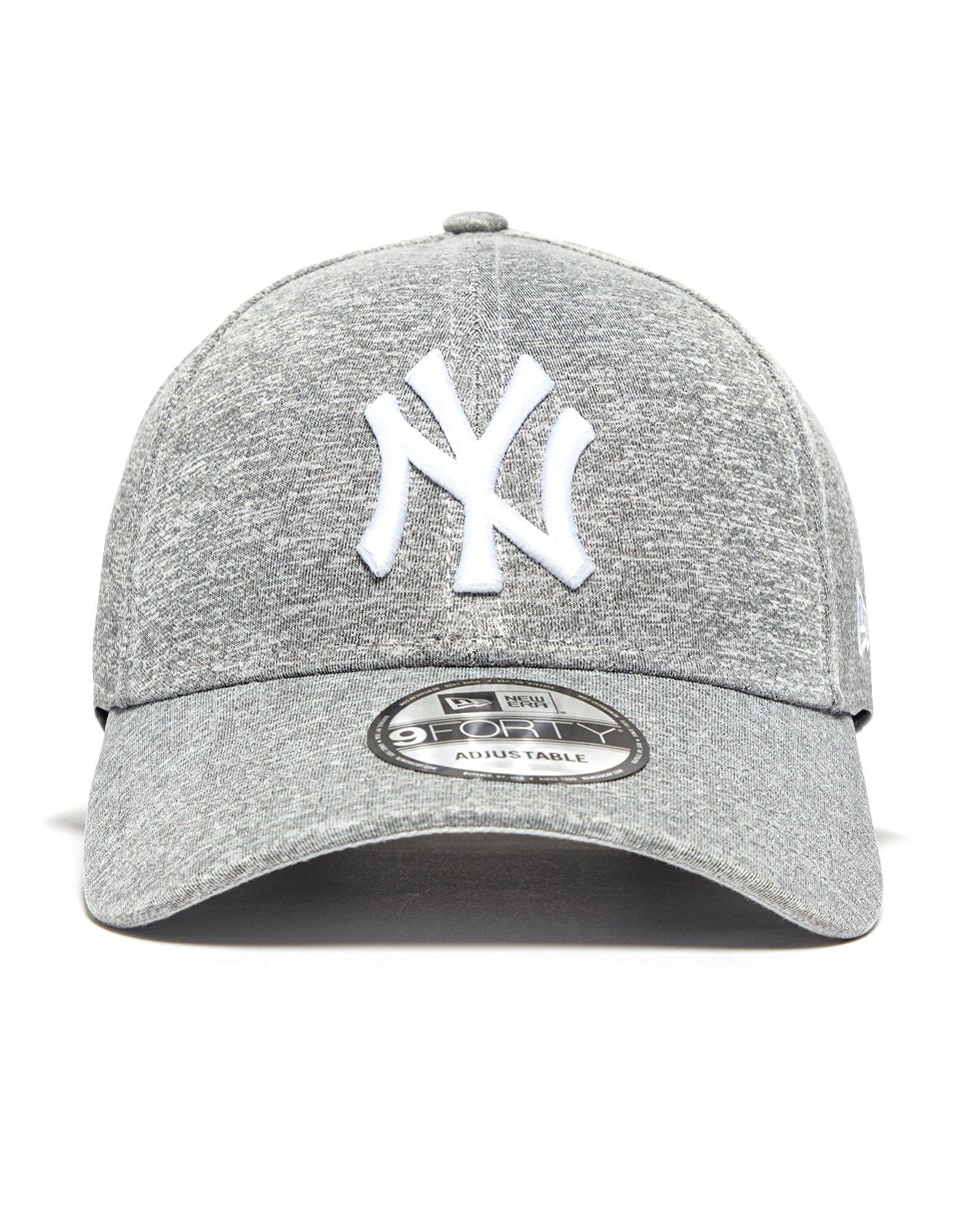 30f4d4dc0e2f9 KTZ New York Yankees Tech Jersey 9forty Cap in Gray for Men - Lyst