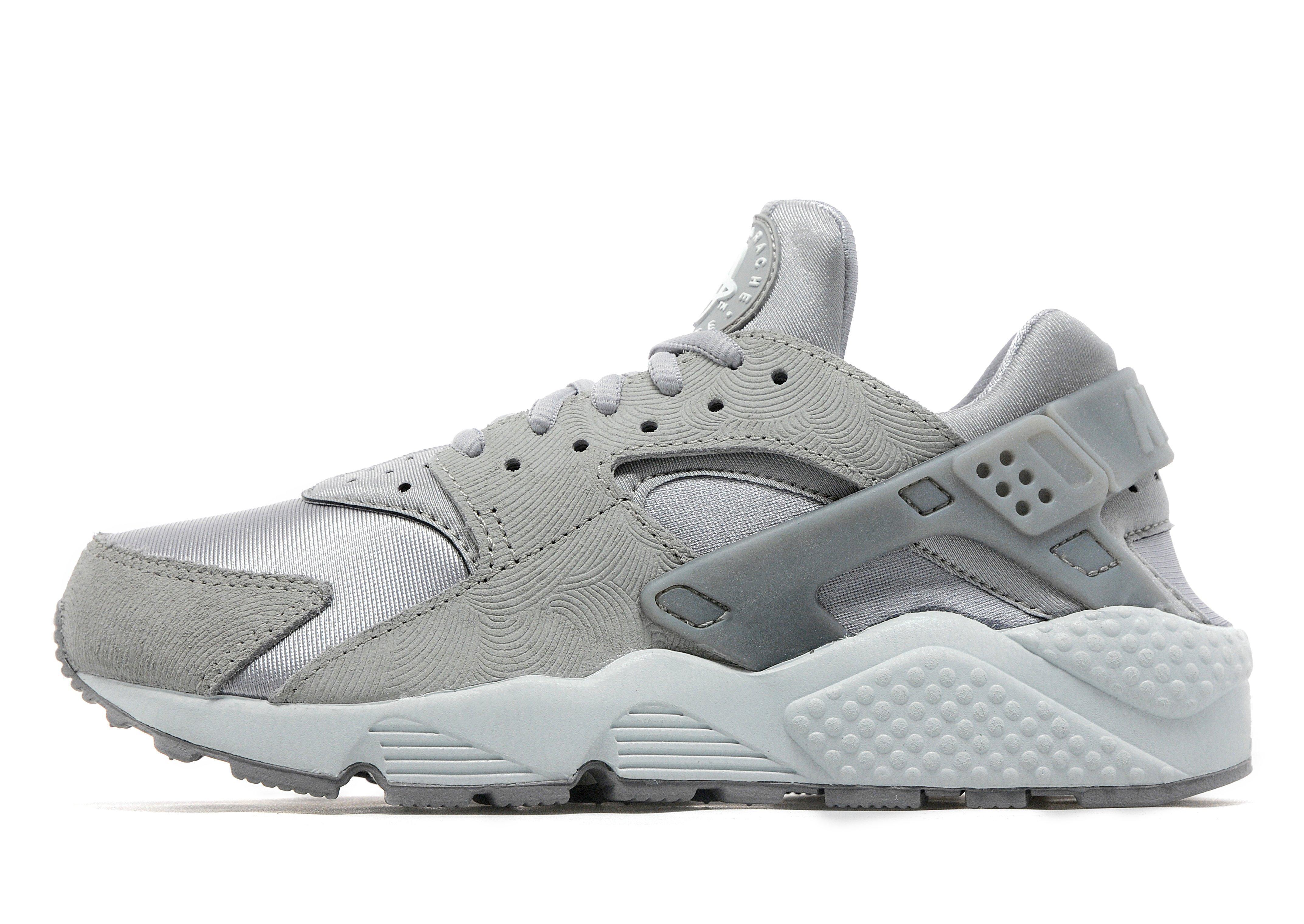 c83ce42877b9 Nike Air Huarache Premium in Gray - Lyst