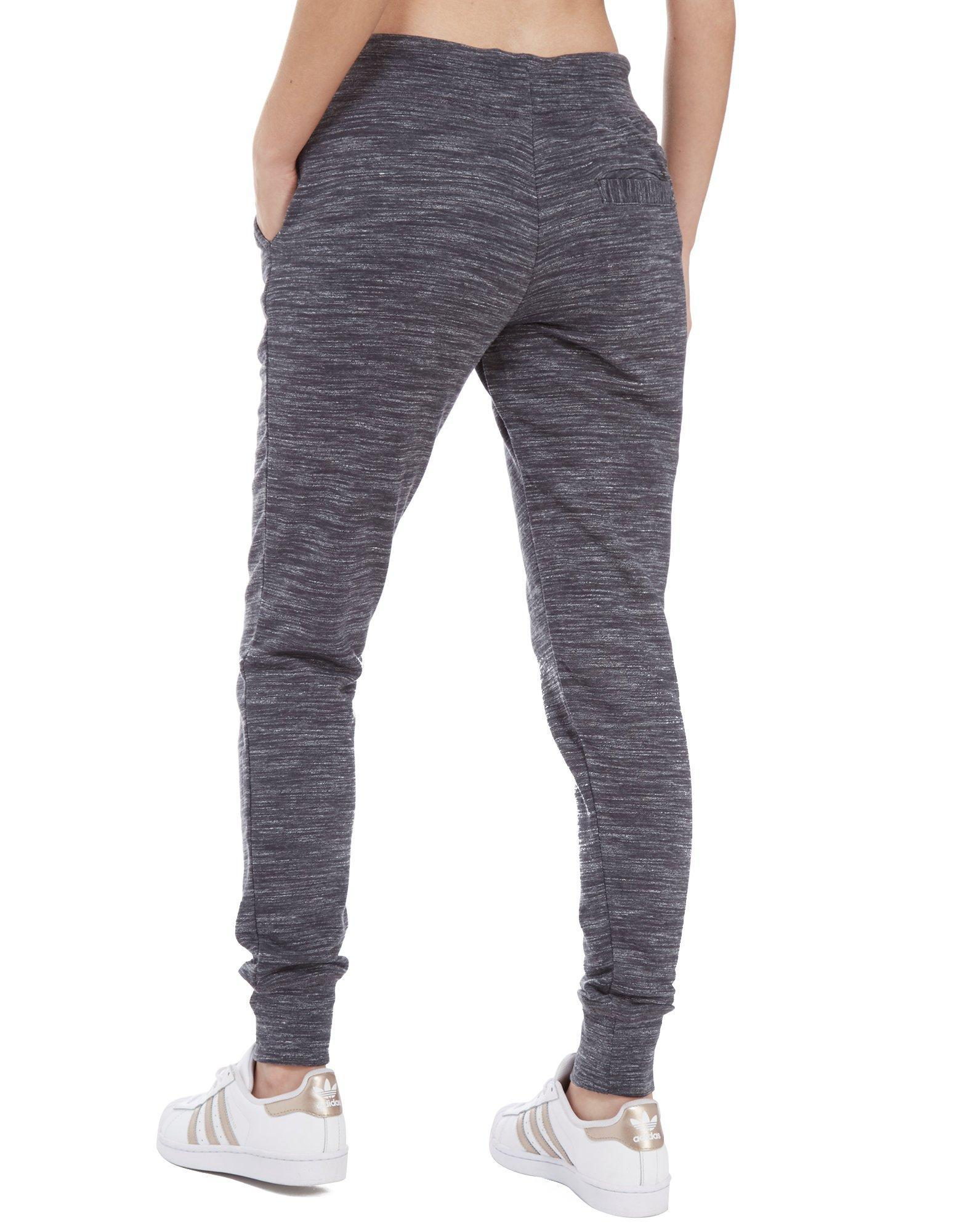 7dbc2b246d68 adidas Originals Premium Spacedye Pants in Gray - Lyst
