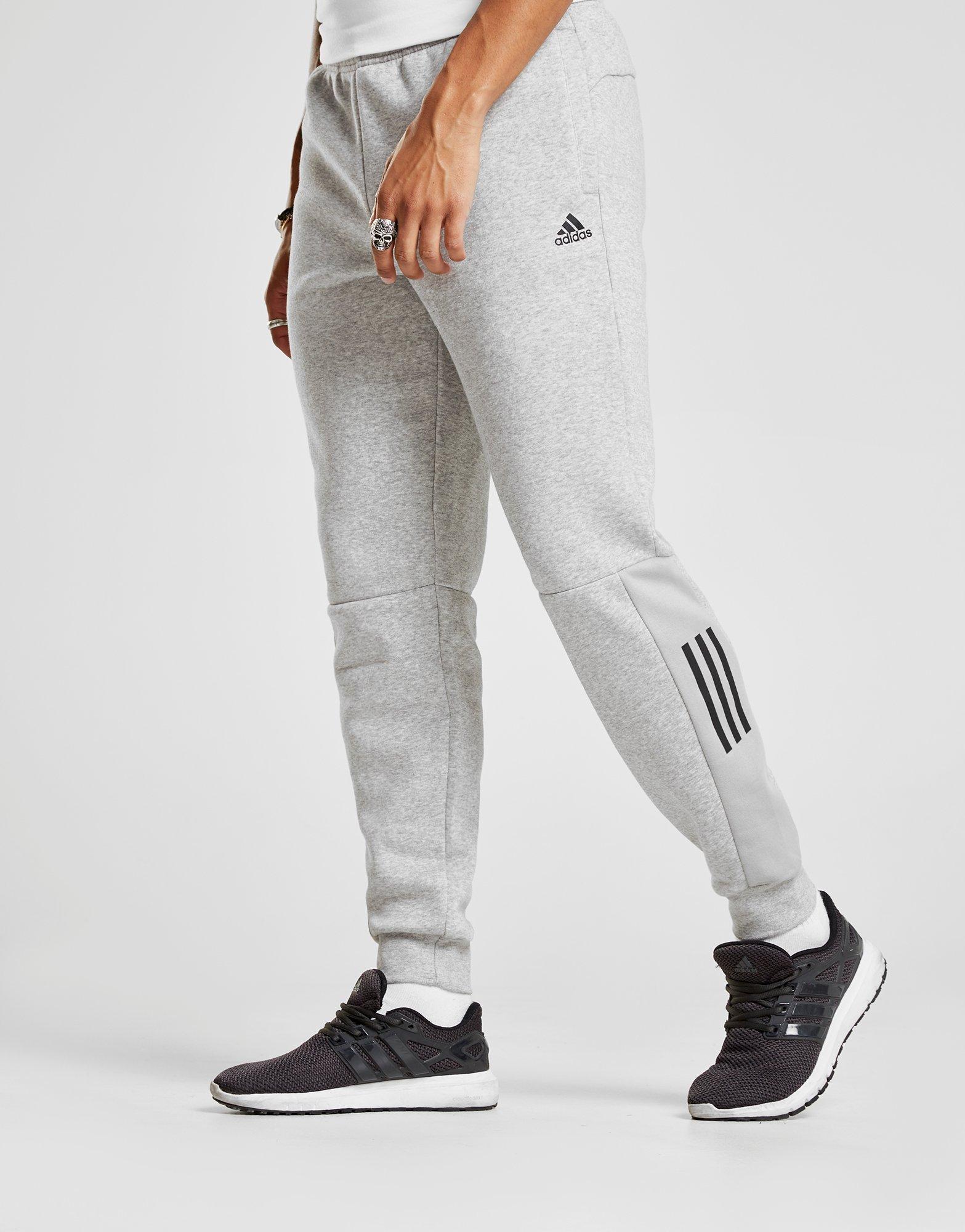 92d902080684 Lyst - adidas Sport Id Fleece Track Pants in Gray for Men
