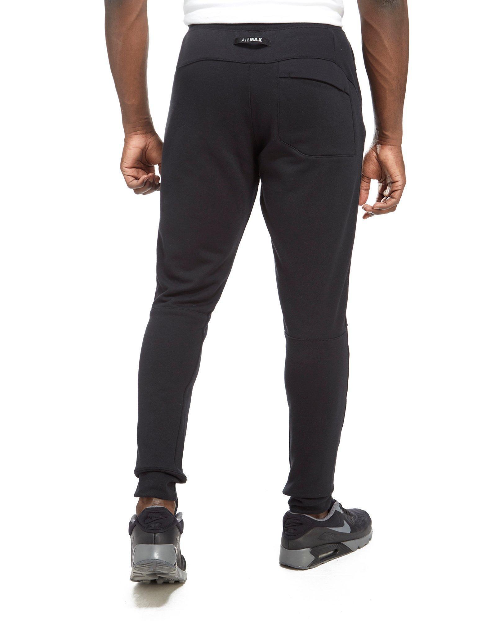 d208e8fbc8 Nike Air Max Ft Pants in Black for Men - Lyst