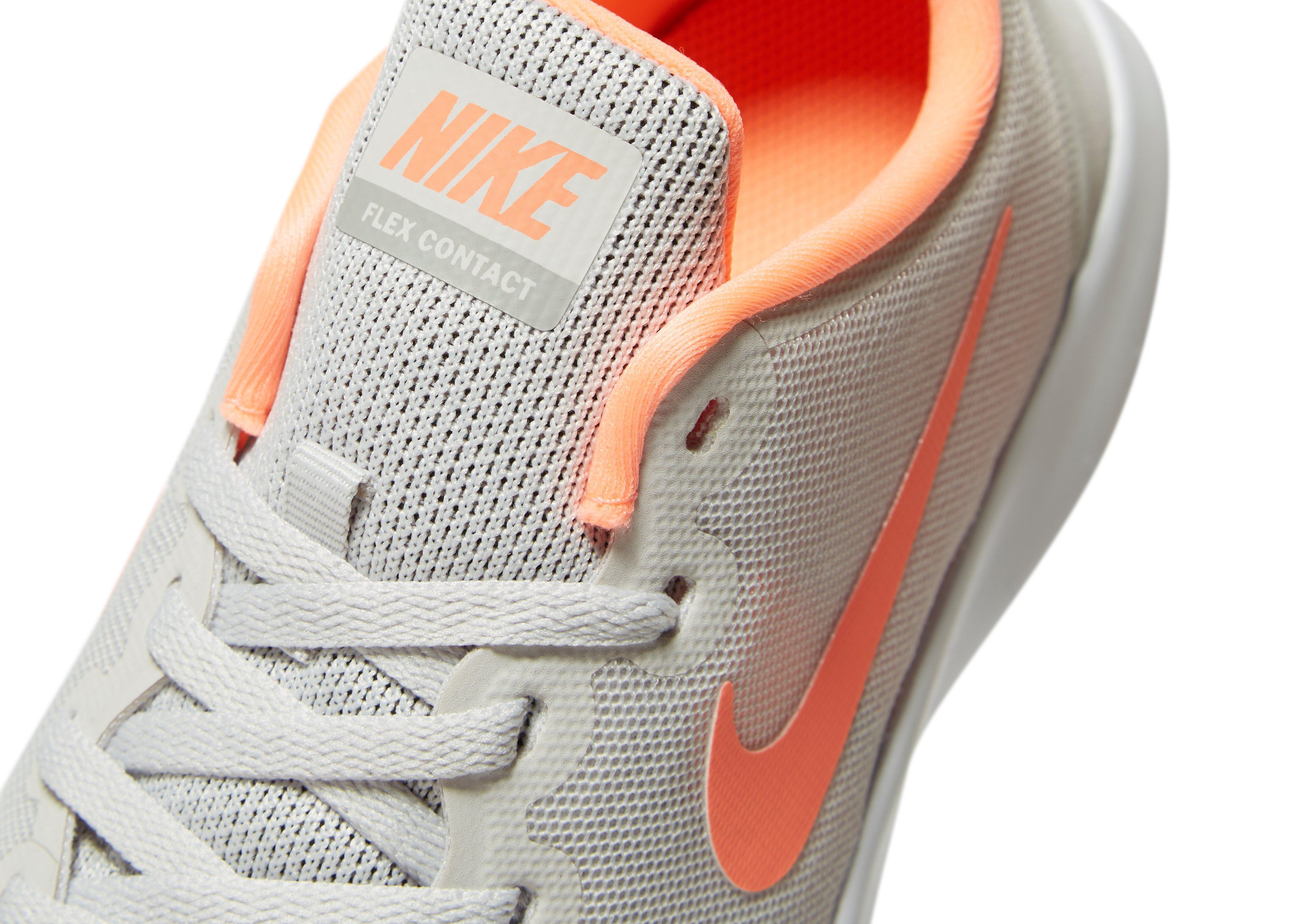 new style 854cd 92f7e Lyst - Nike Flex Contact Junior in Gray