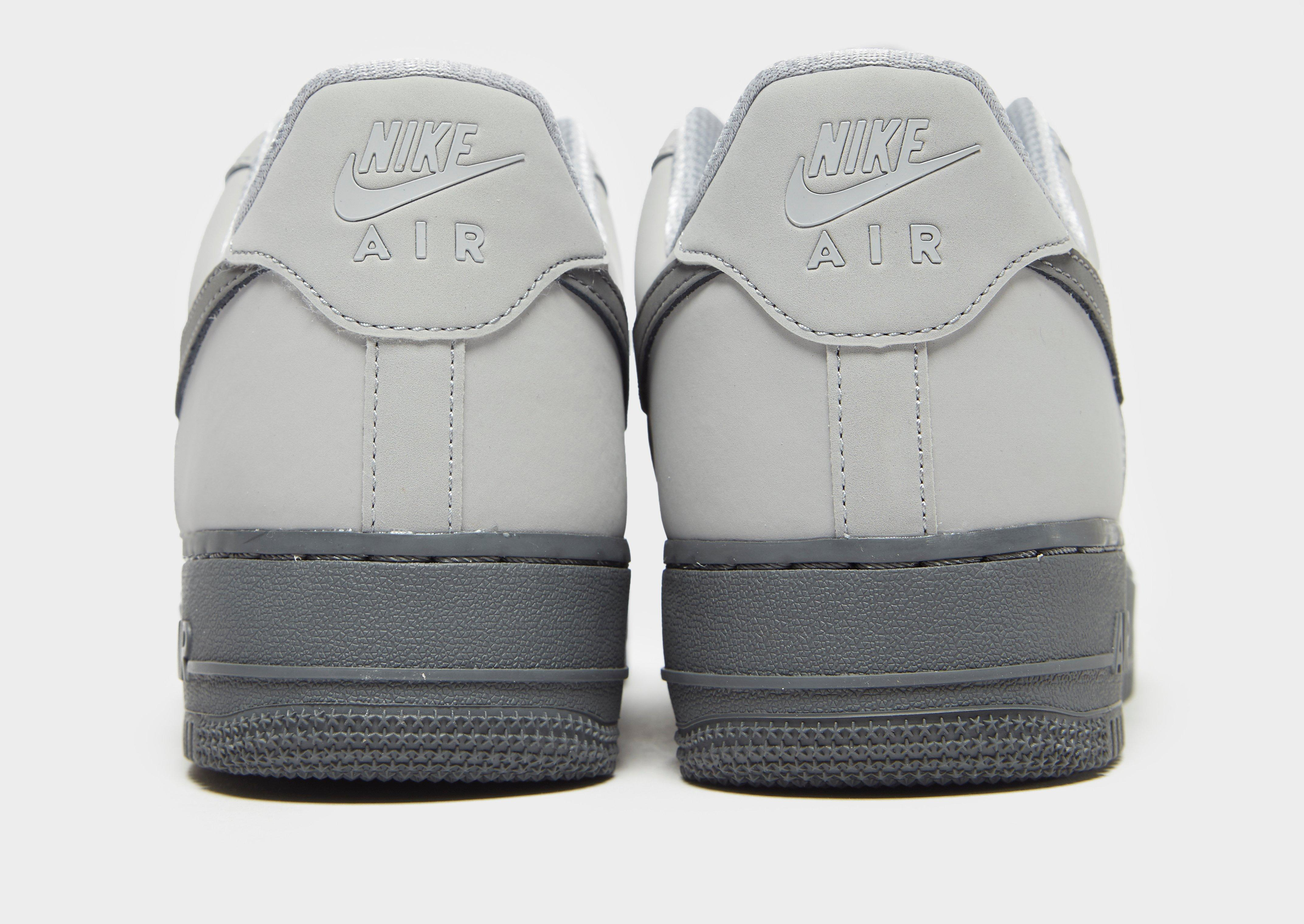 Nike Air Force 1 Essential Low in Gray for Men - Lyst b0dc2f7b2