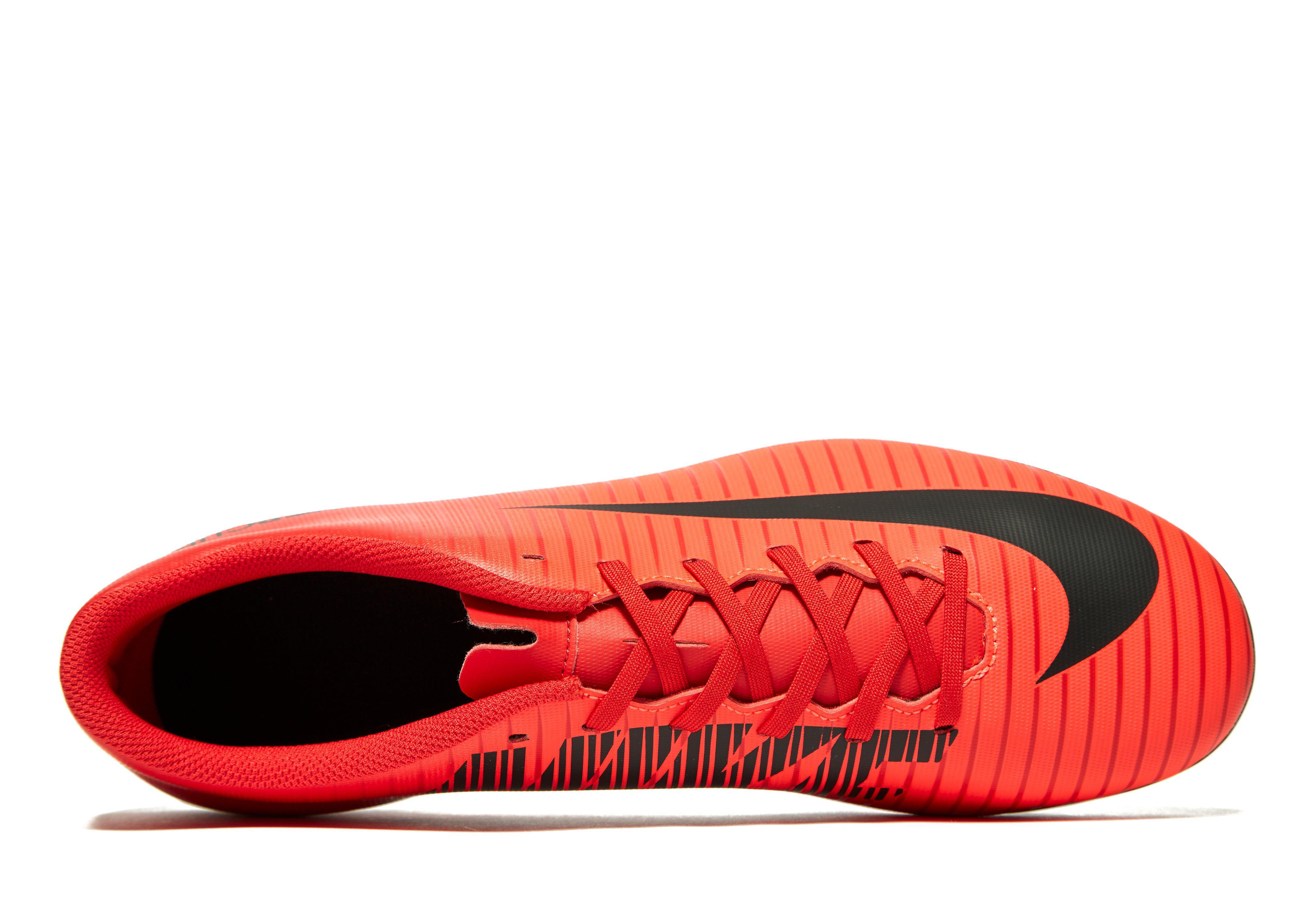 28cfde092 Nike Fire And Ice Mercurial Vortex Fg in Red for Men - Lyst