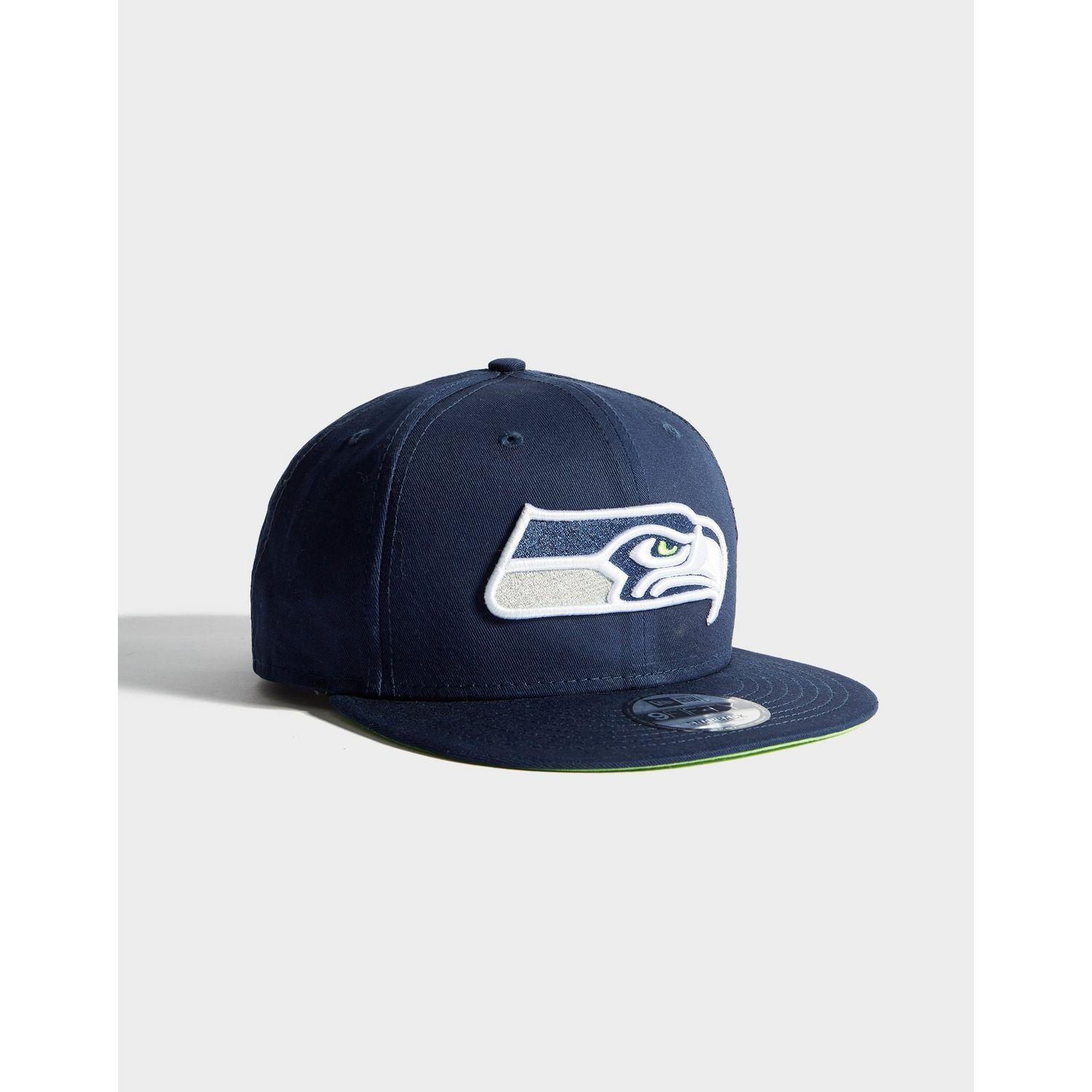e202a9b6a0c9f0 ... Nfl Seattle Seahawks 9fifty Cap - Lyst. View fullscreen