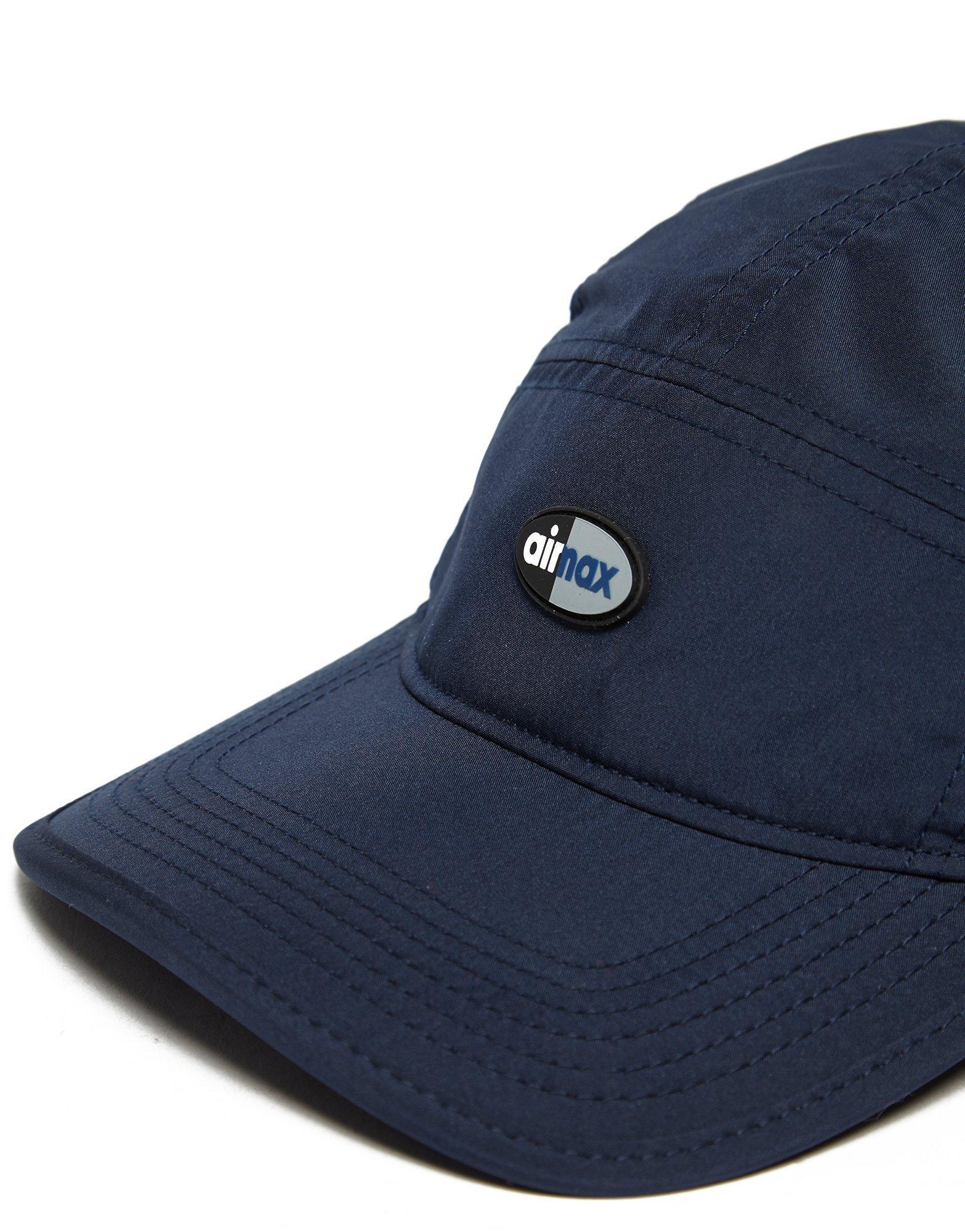 Lyst - Nike Air Max Cap in Blue for Men 544e3a52744