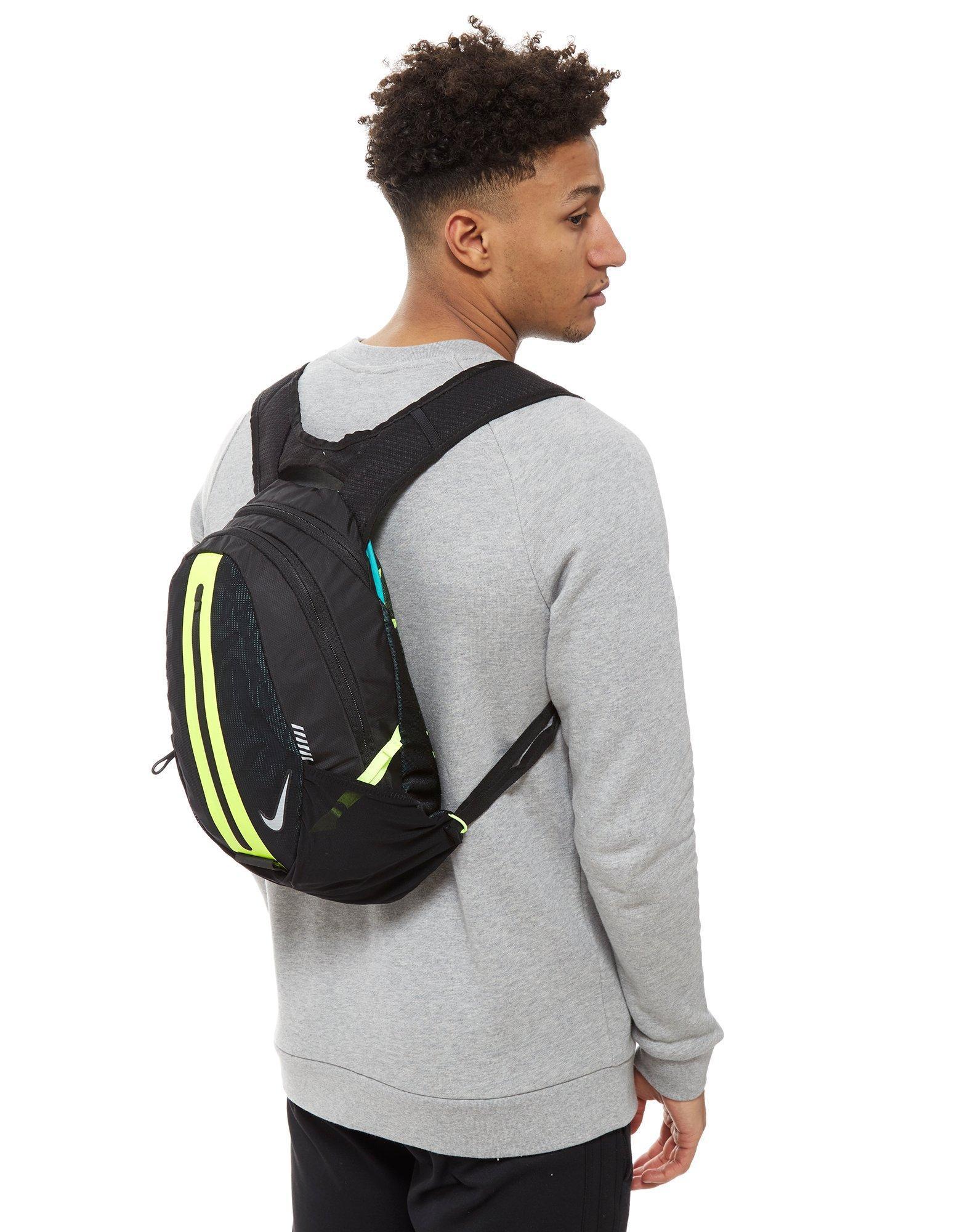 fa041d6fc Lyst - Nike Lightweight Running Backpack in Black for Men