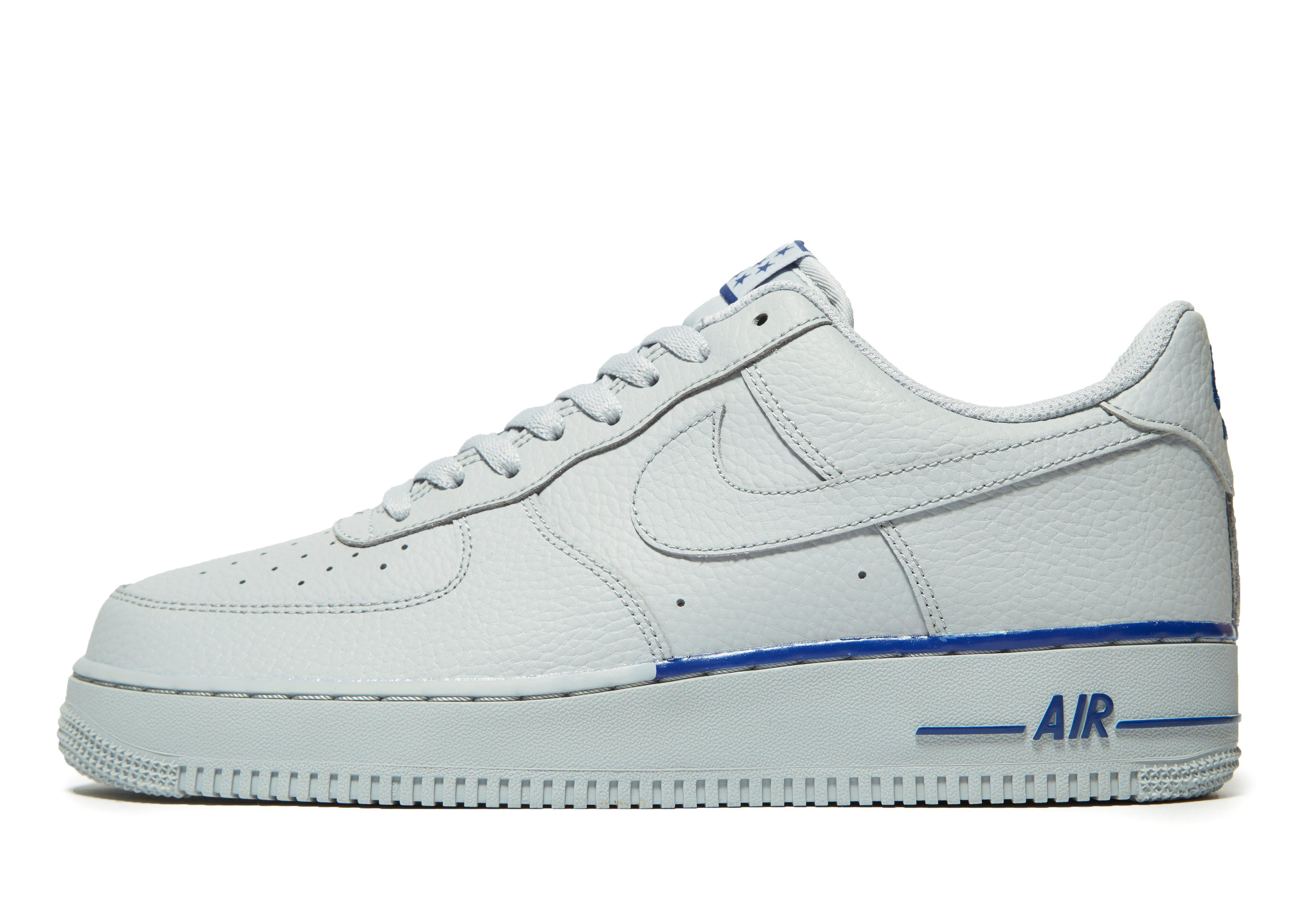 Lyst Nike Air Force 1 Low in Blue
